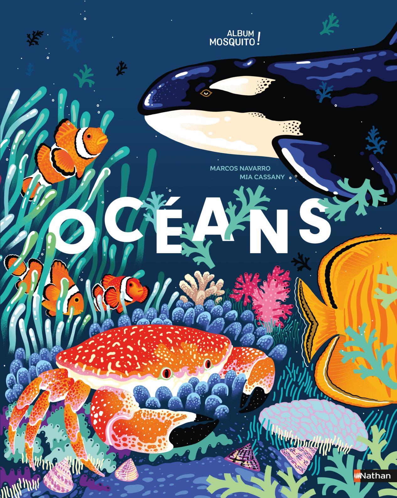 Océans - Album documentaire