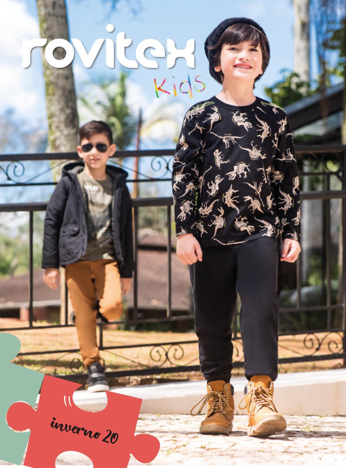 Rovitex Kids Inverno 2020