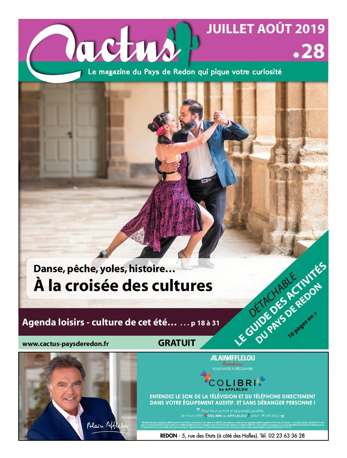 Sophie Pinard La Gacilly calaméo - numéro 28 (juillet-août 2019)