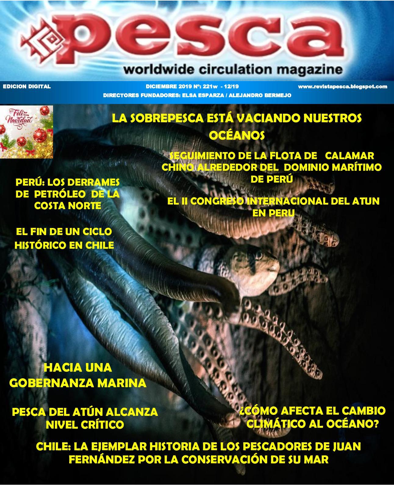 Revista Pesca Diciembre 2019