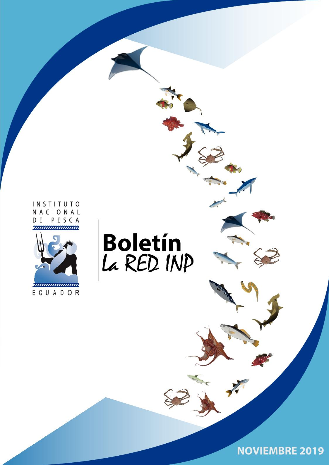 Boletin LA RED INP - Noviembre 2019
