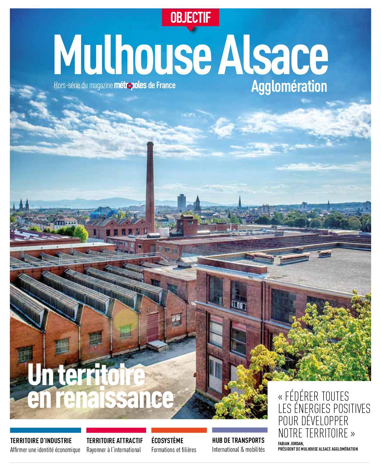 Calaméo Objectif Mulhouse Agglo (HS OMF 6)