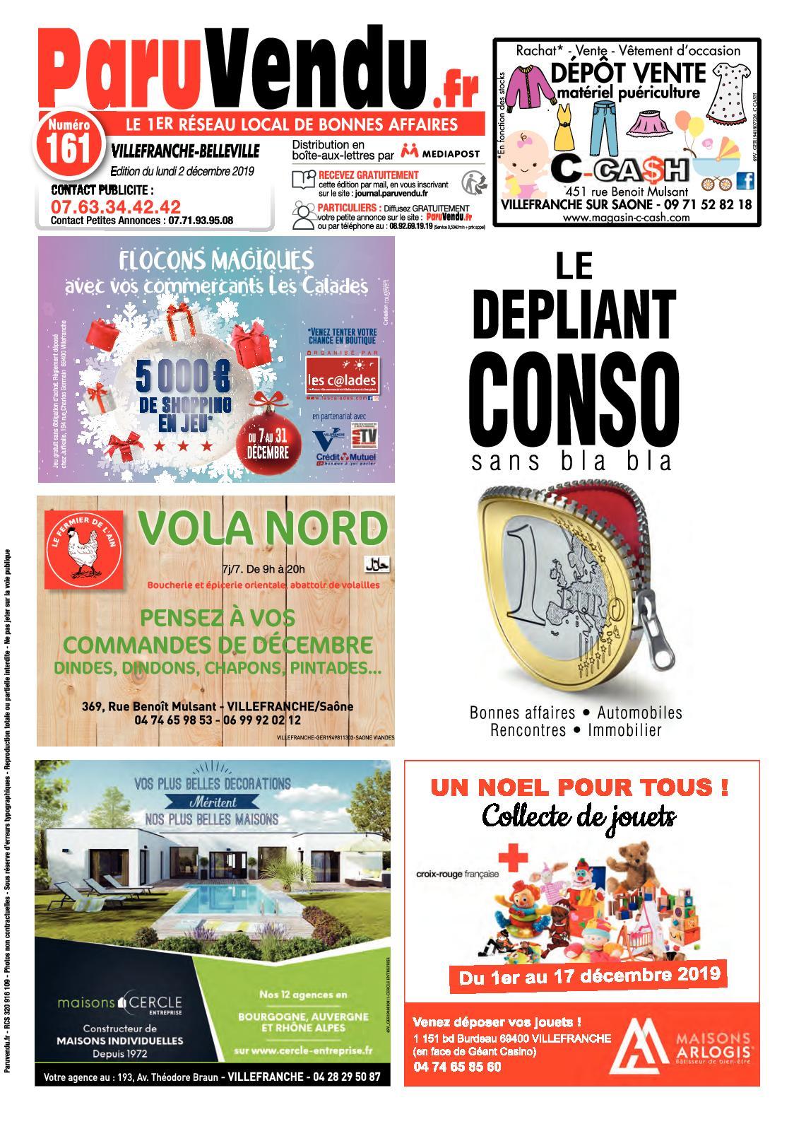 Le Constructeur De Bourgogne calaméo - paruvendu.fr villefranche n°161