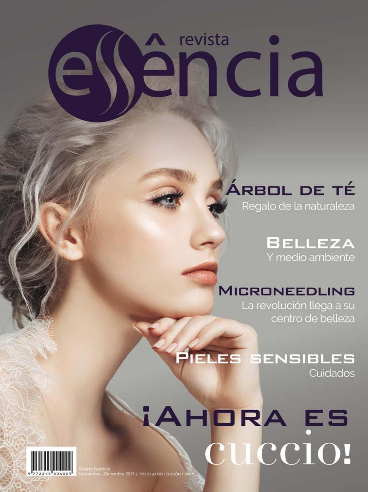 Revista ESSENCIA NOV-DIC 2019