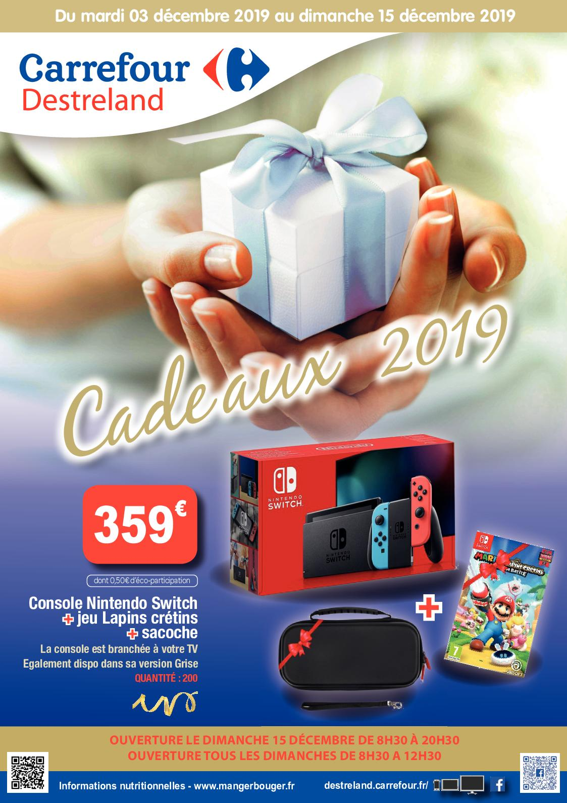 Calaméo 20191203 Carrefour Destreland Catalogue Cadeaux