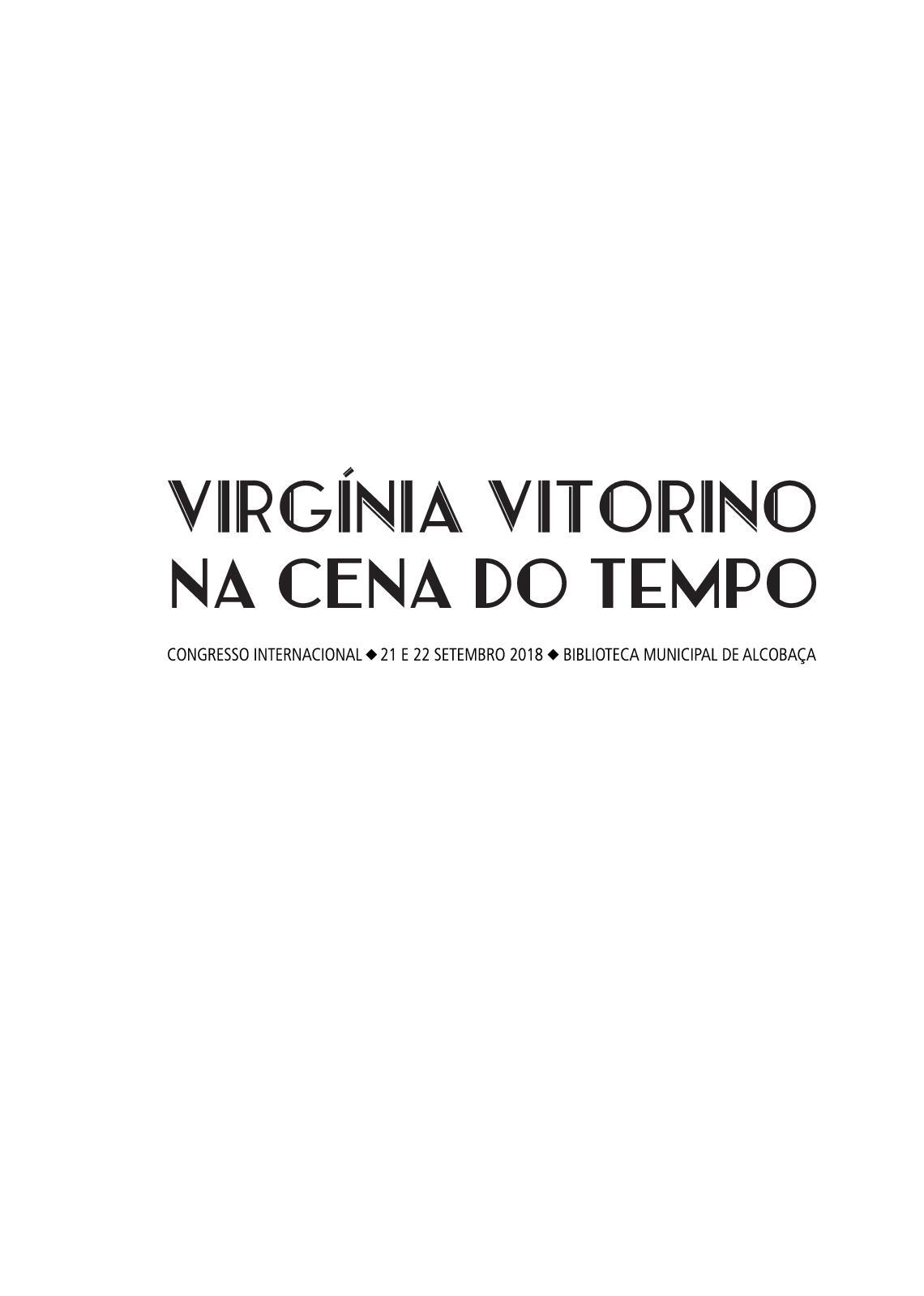 Ana Maria Braga Chica Doida calaméo - virginia vitorino - na cena do tempo