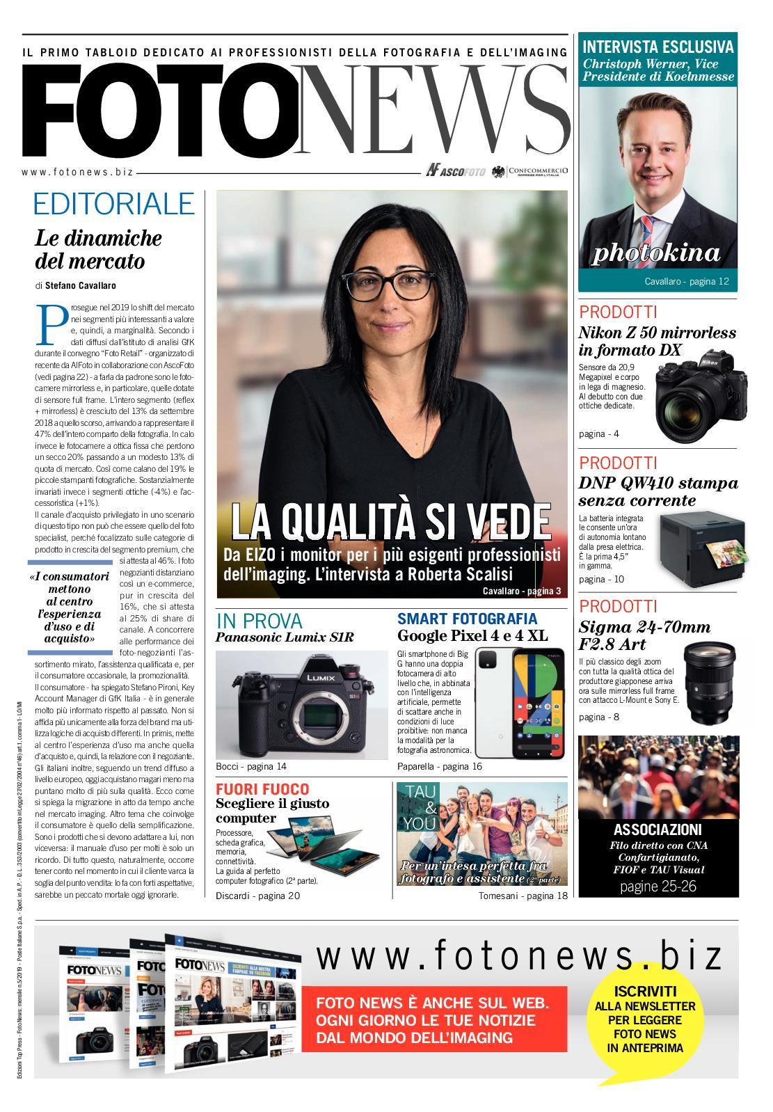 Foto News n.5/2019