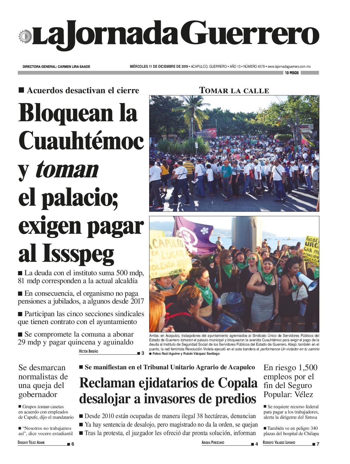 Calaméo La Jornada Guerrero