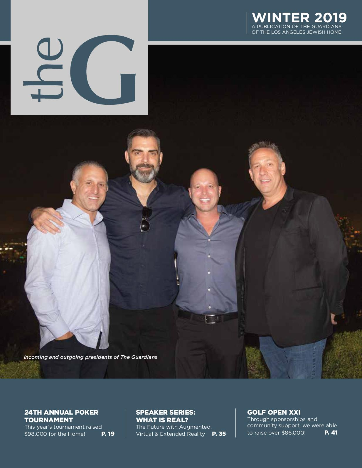 Calameo The Guardians Magazine Winter 2019