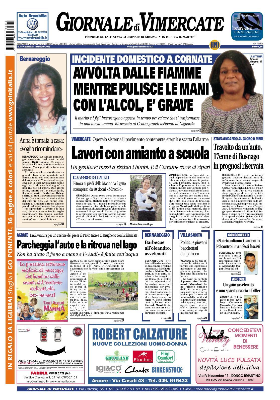 Calaméo GIORNALE DI VIMERCATE 7 MAGGIO 2013