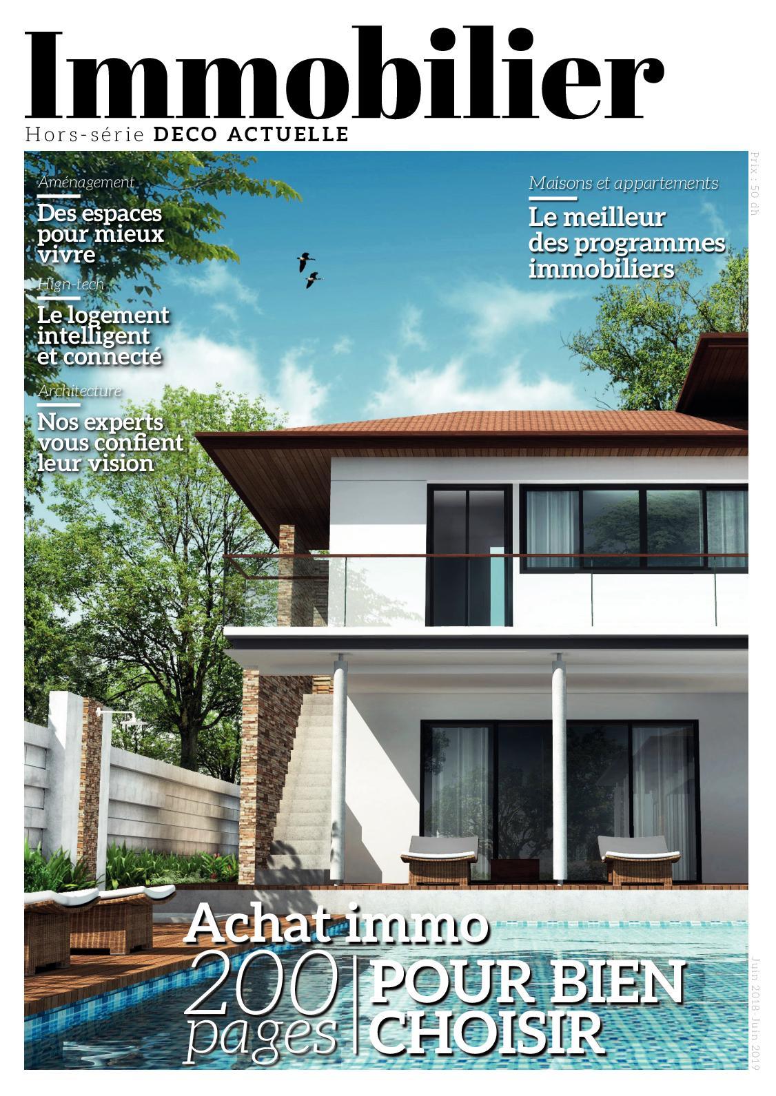 Calaméo Hors Serie Immobilier 2018