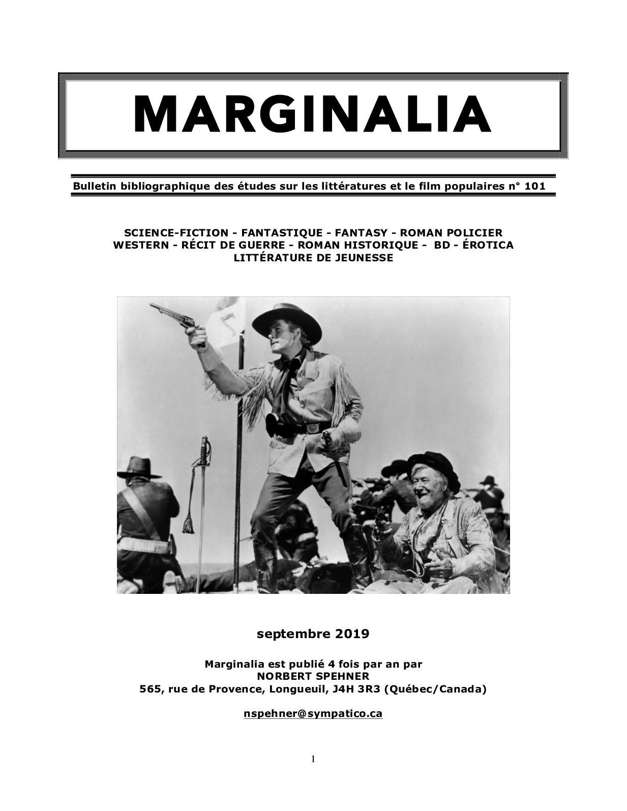 Calaméo Marginalia 101