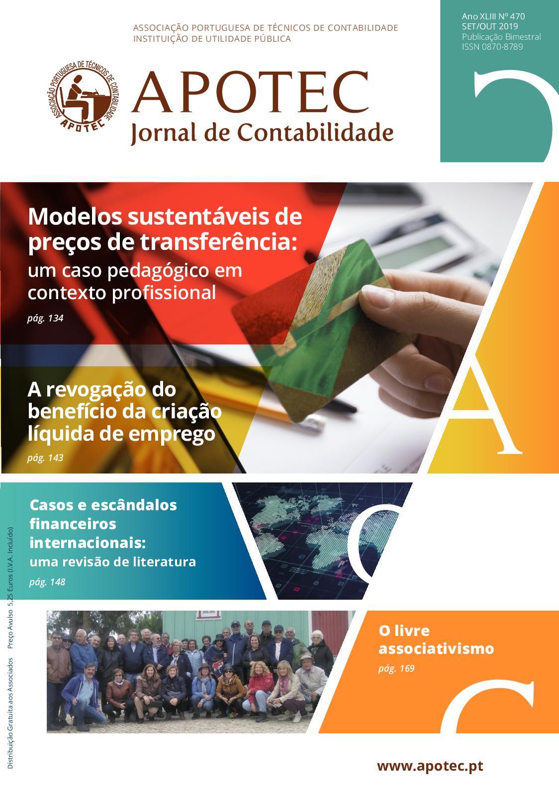 Jornal Contabilidade nº 470