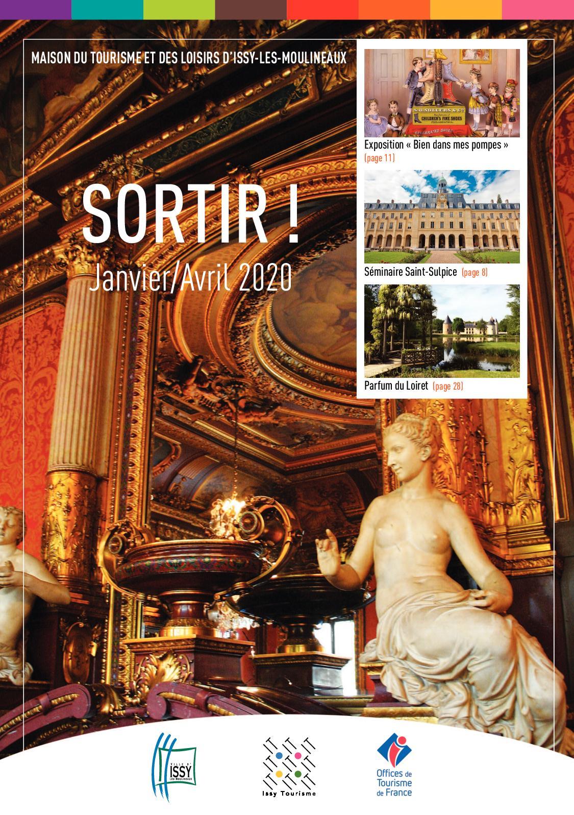 La Maison Bleue Issy Les Moulineaux calaméo - issy tourisme - brochure sortir janvier avril 2020