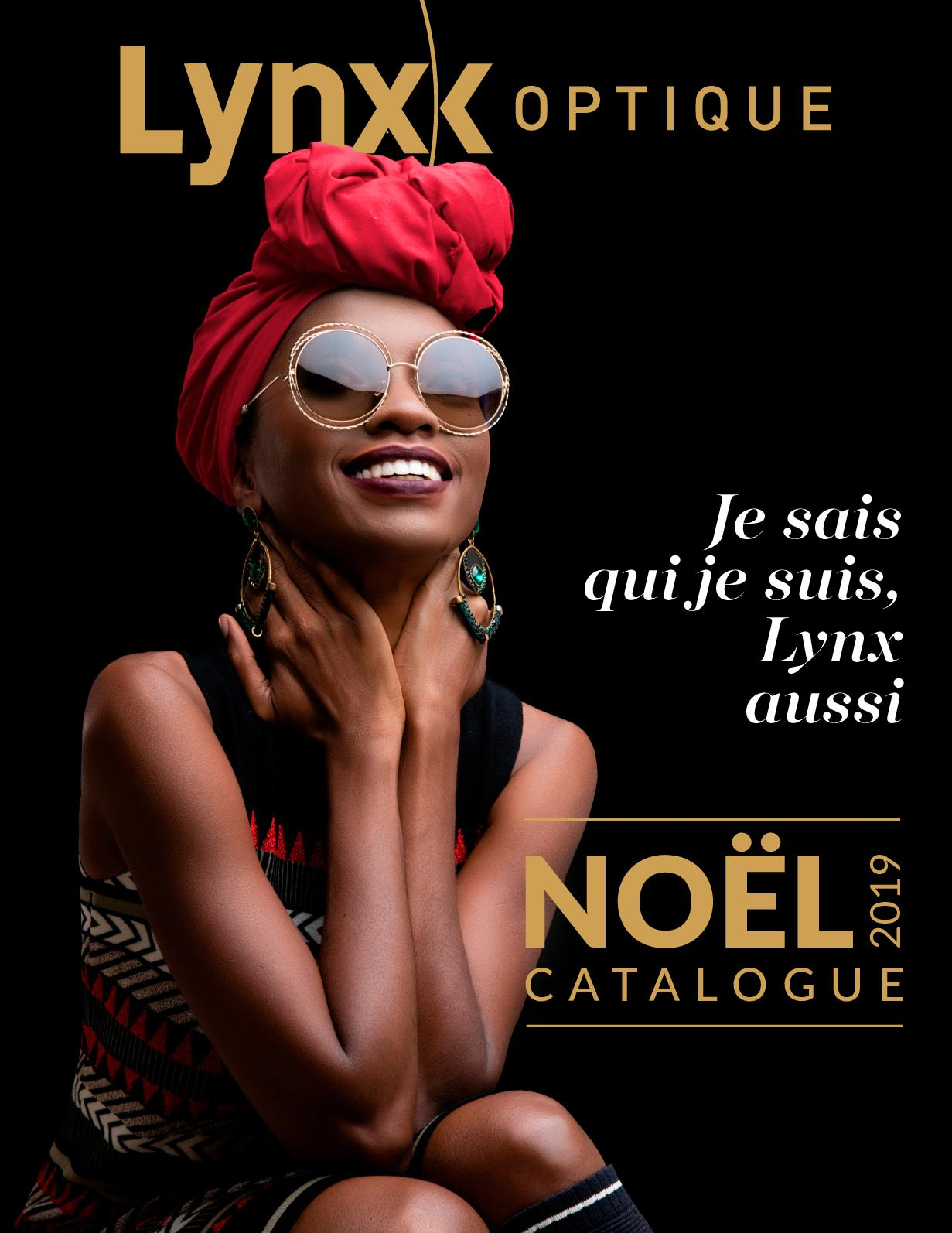 Catalogue Noel Solaire Lynx 2019