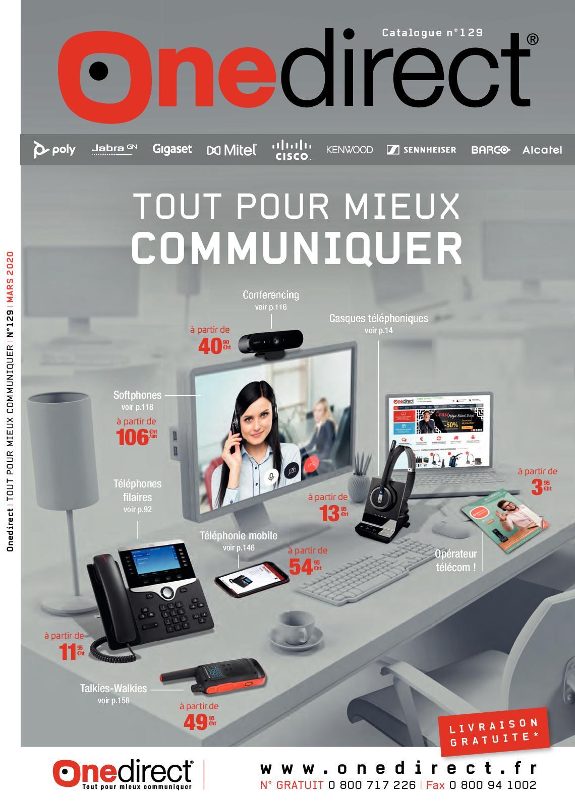sans unit/é dalimentation Reconditionn/é Certifi/é Polycom T/él/éphone de conf/érence Soundstation IP 6000 POE