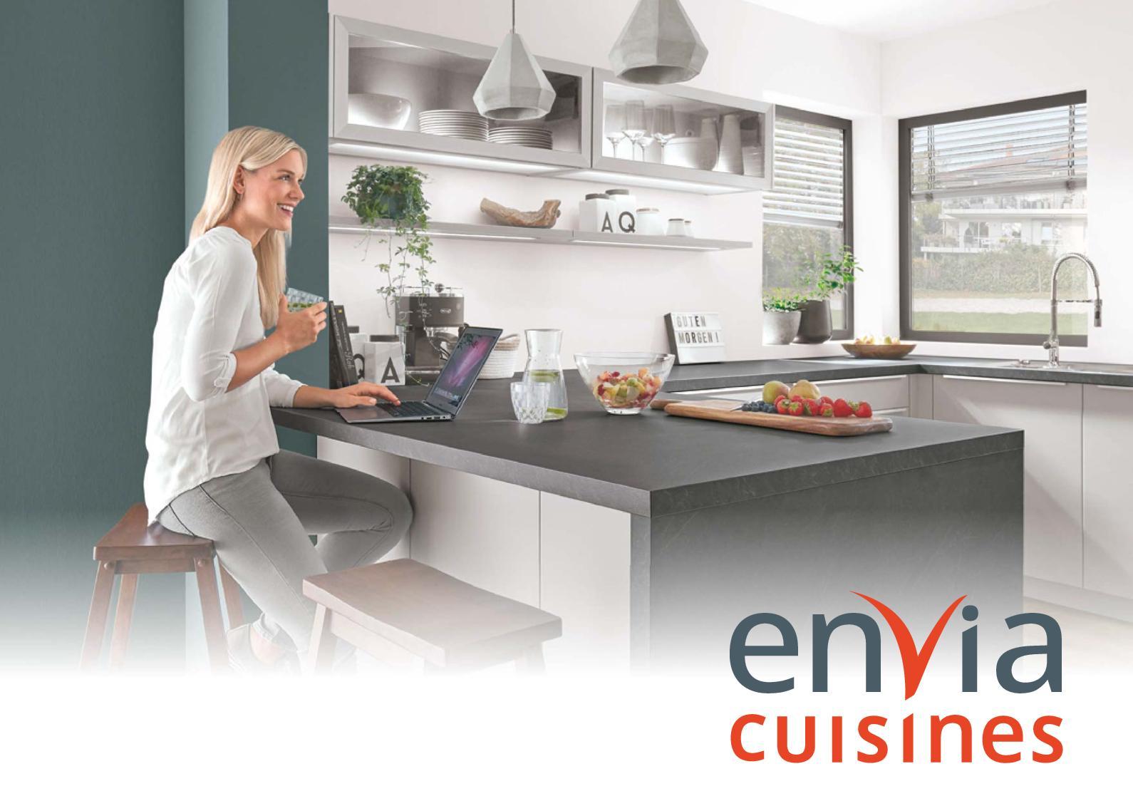 Envia Cuisine Fleury Les Aubrais calaméo - envia cuisines catalogue 2020