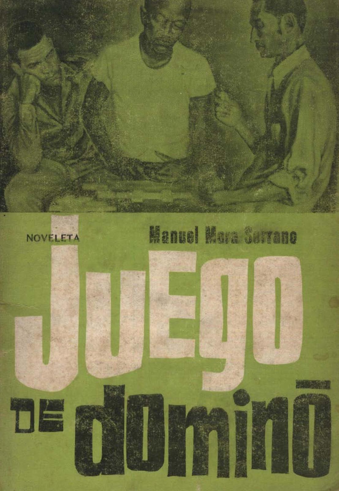 Manuel Mora Serrano Juego De Dominó