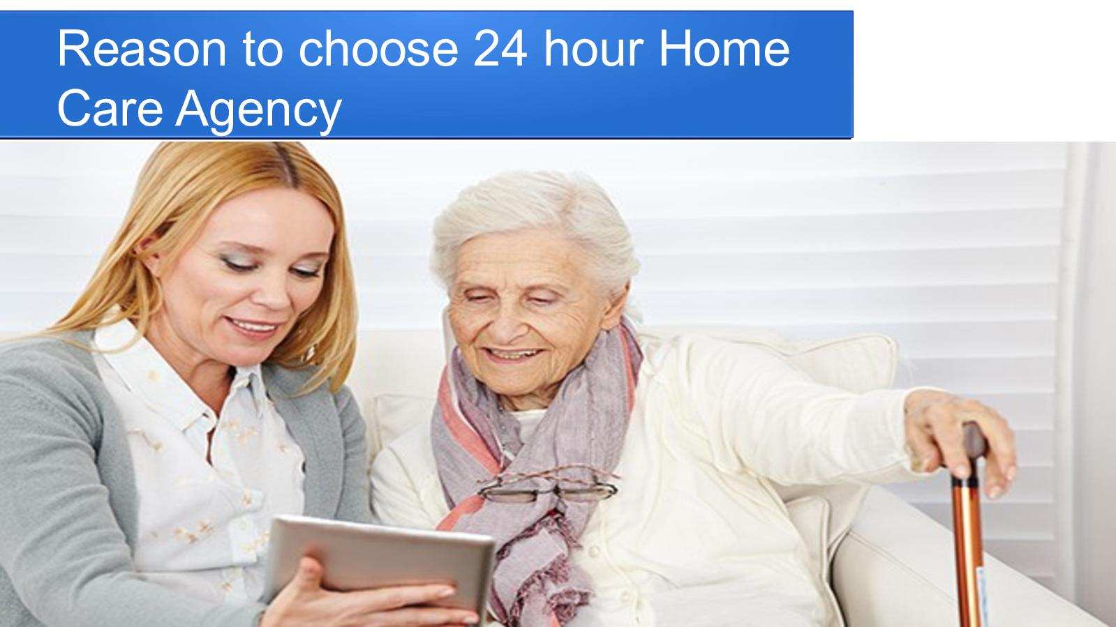 Calameo Reason To Choose 24 Hour Home Care Agency