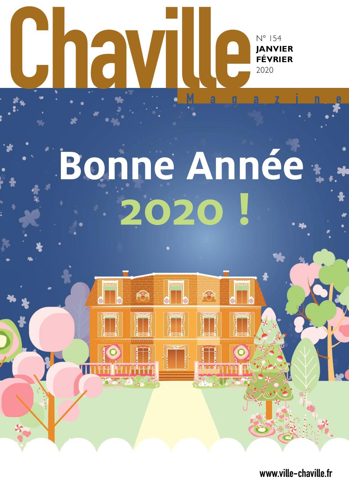 Les Sens Du Bien Etre Chaville calaméo - chaville magazine 154