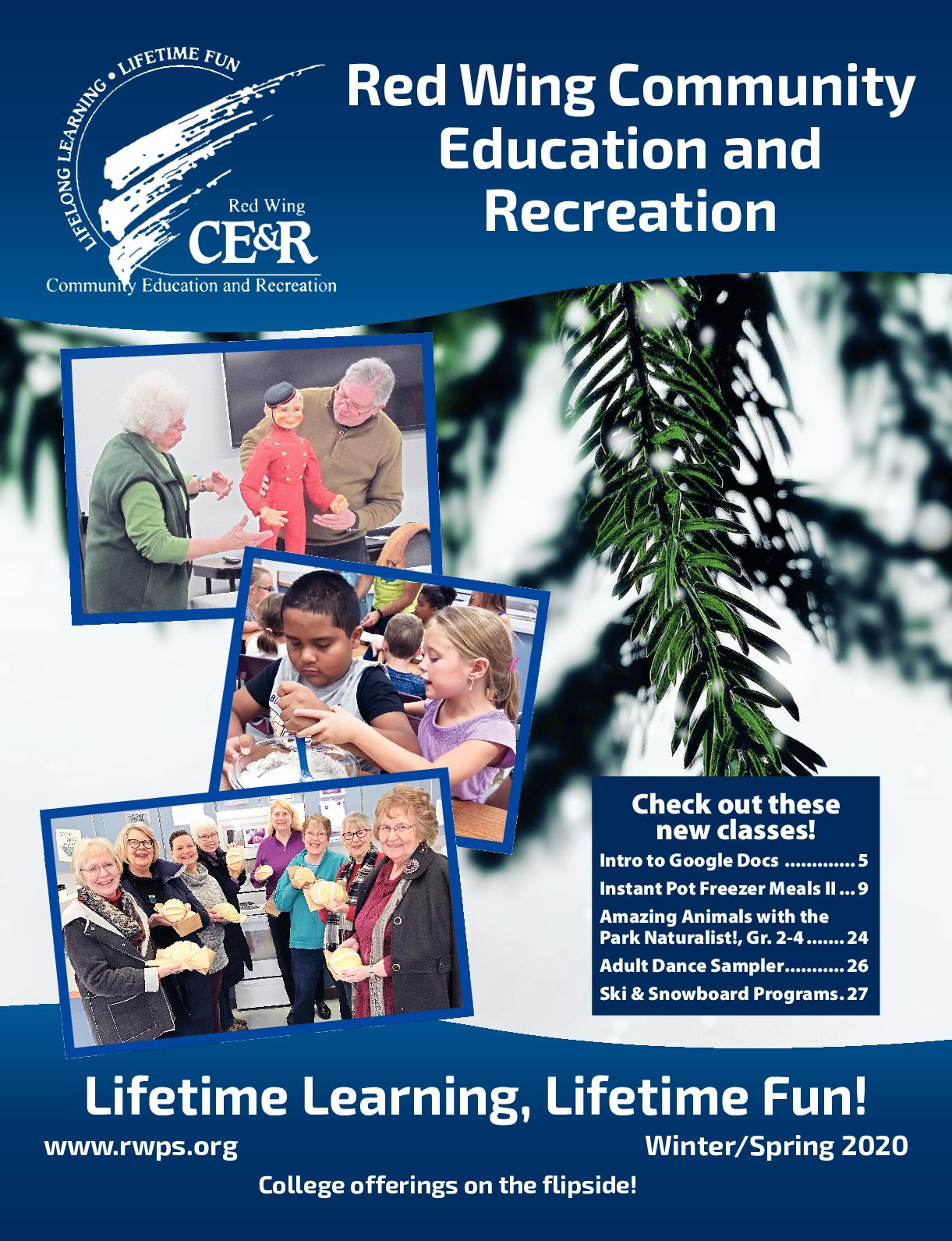 Calam O 2019 Red Wing Winter Munity Education