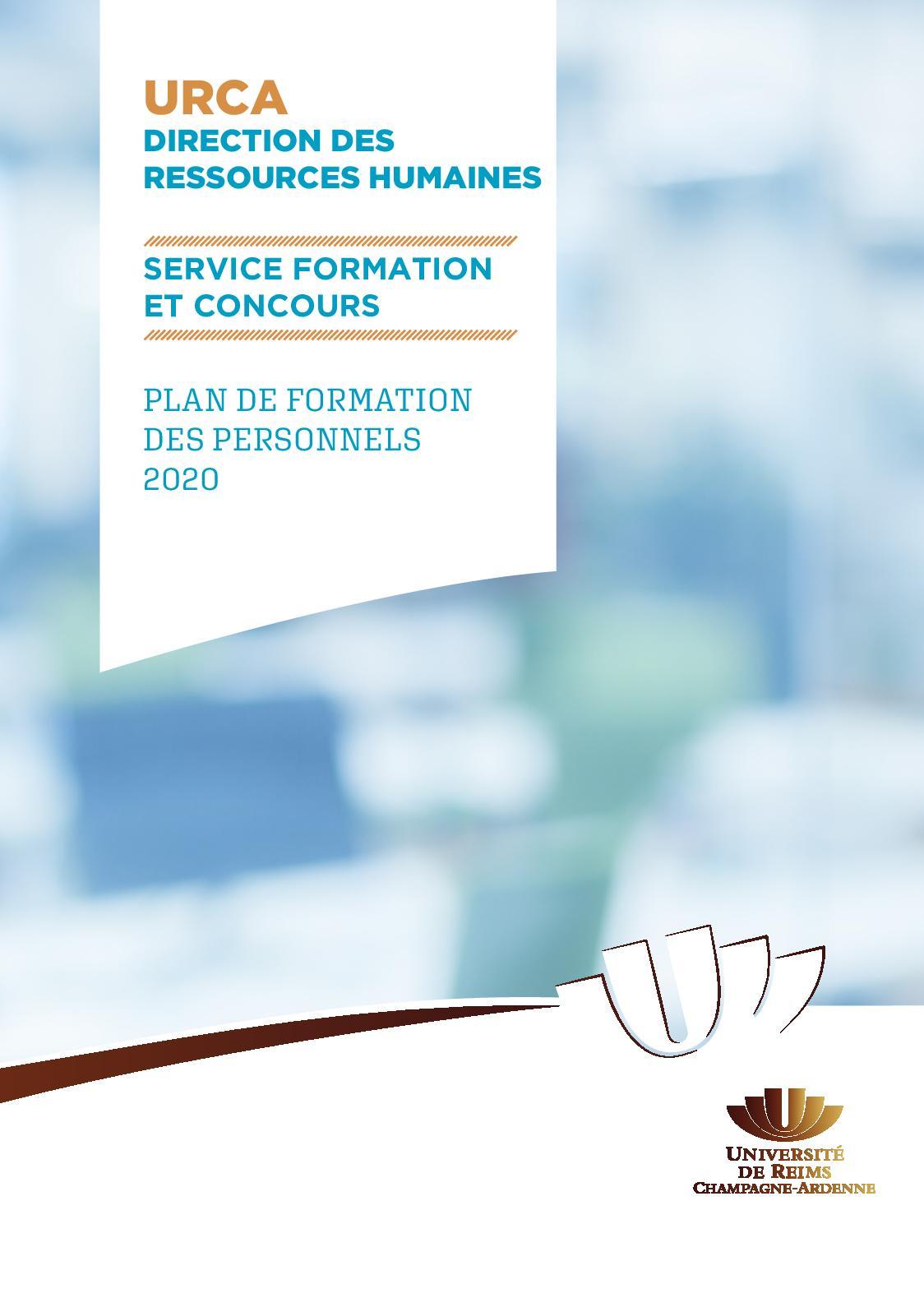 Calameo Plan Formation Sfc 2020