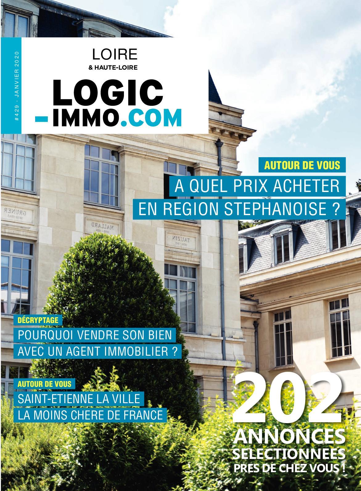 Calaméo Logic Immo Loire Haute Loire 429
