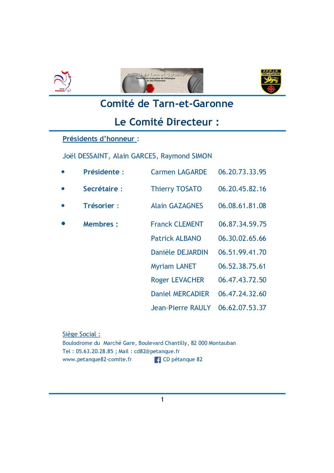 Calaméo   Calendrier Tarn Et Garonne 2020