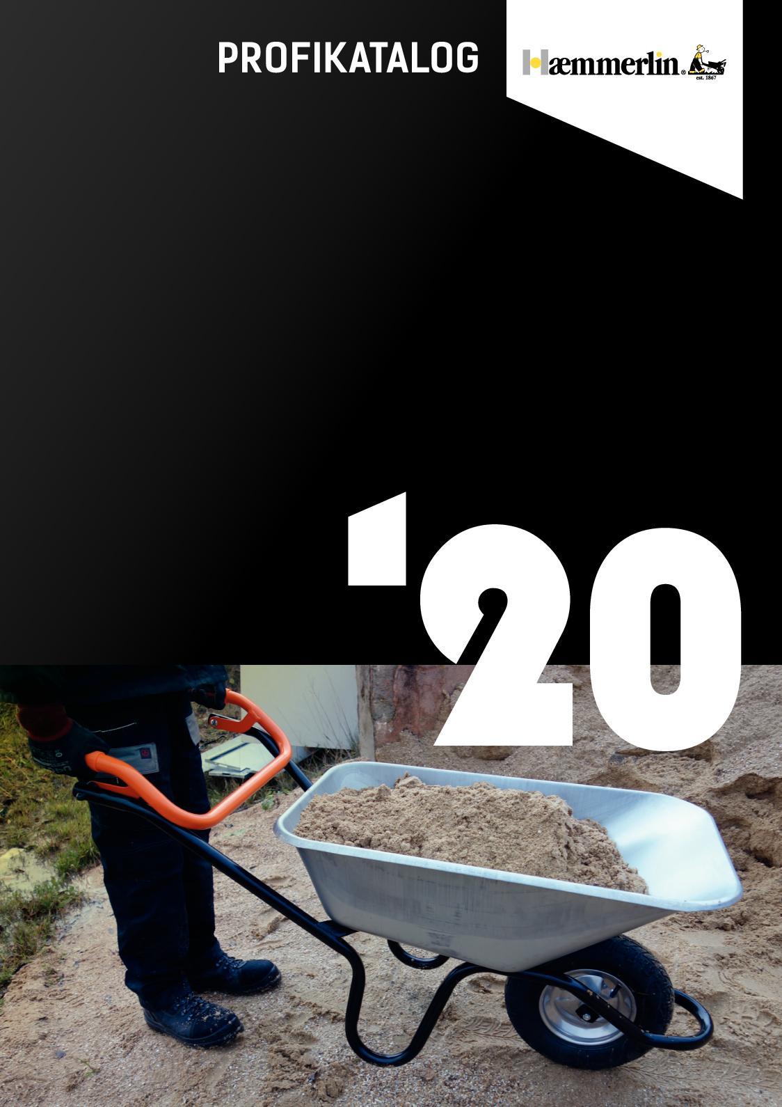 Ersatzrad f/ür Sackkarre aus Werk und Garten Verwendung professionellen oder pannensicher