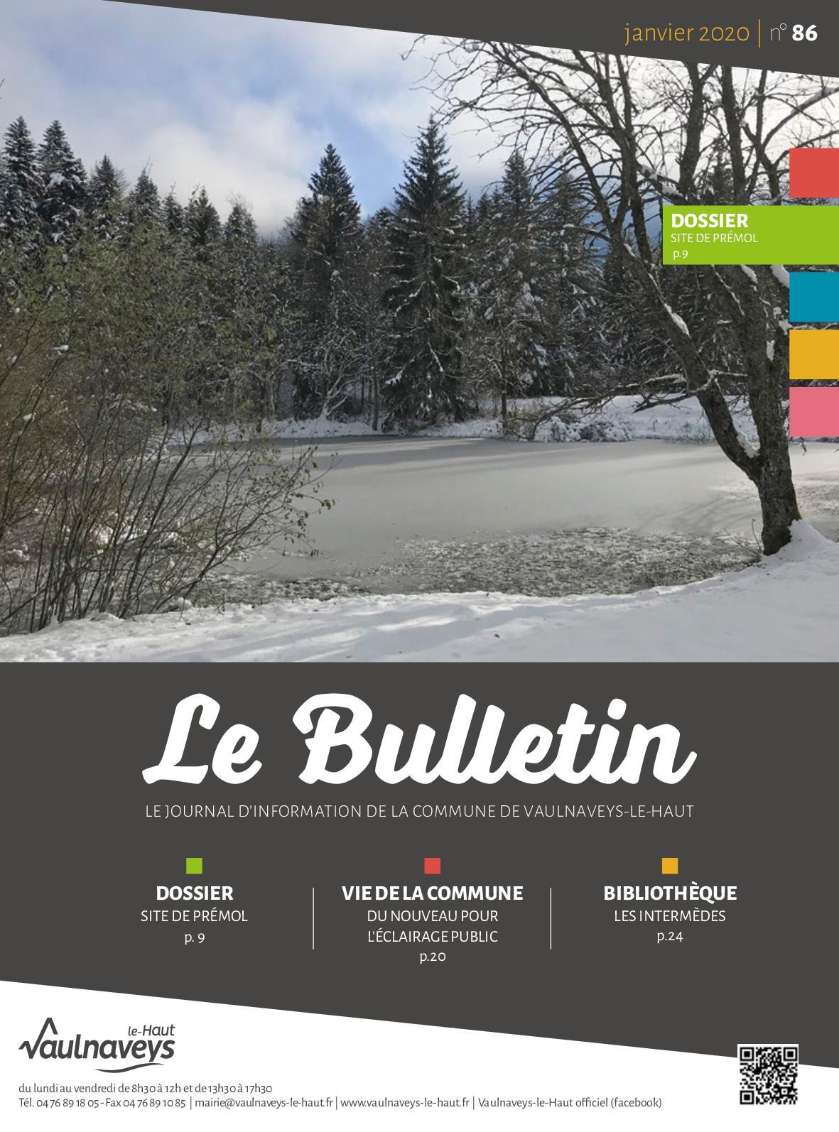 Bibliothèque Saint Martin D Uriage calaméo - bulletin municipal 86 janiver 2020 vaulnaveys-le-haut