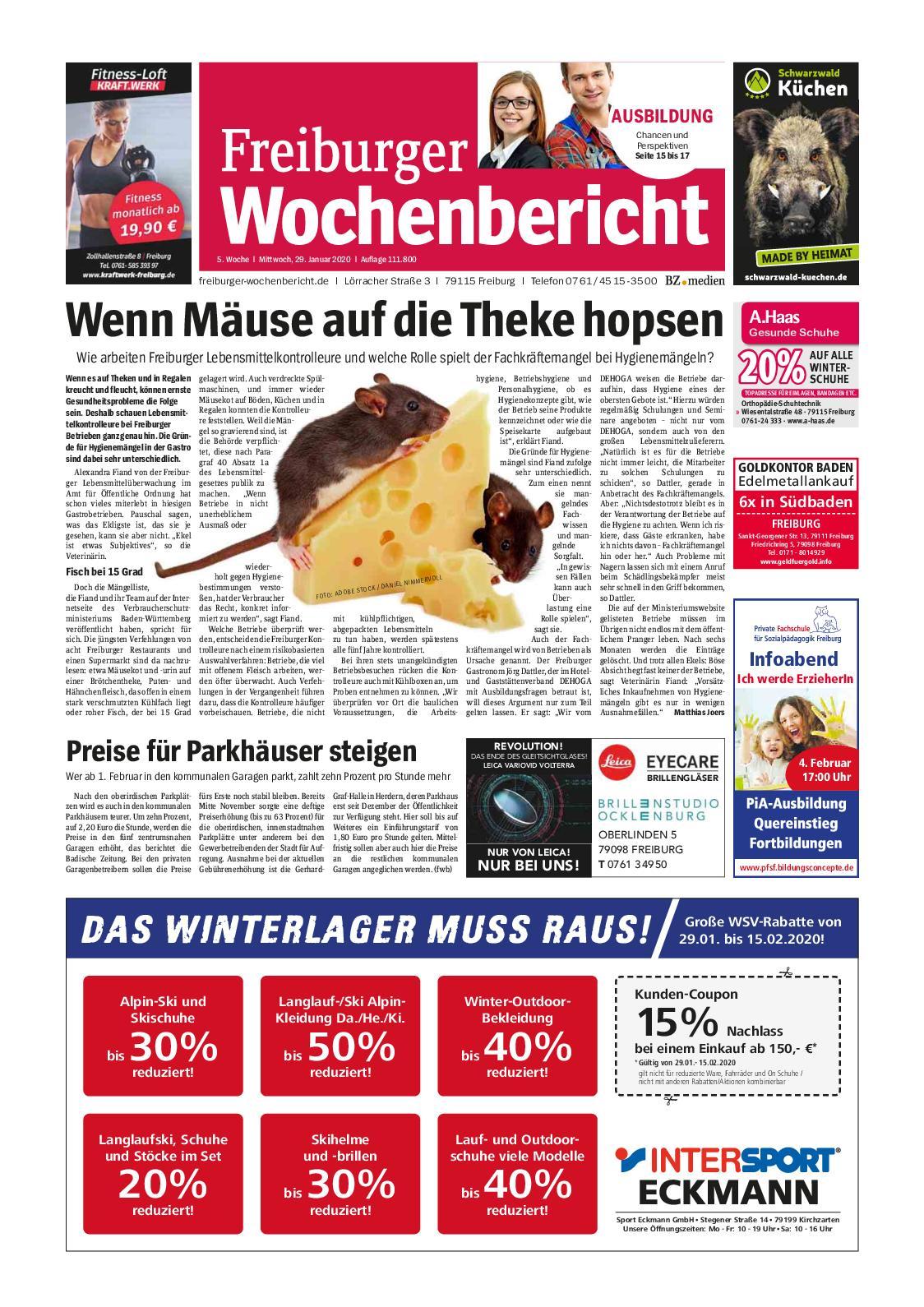 Schuh Kaufmann gewinnt Deko Wettbewerb