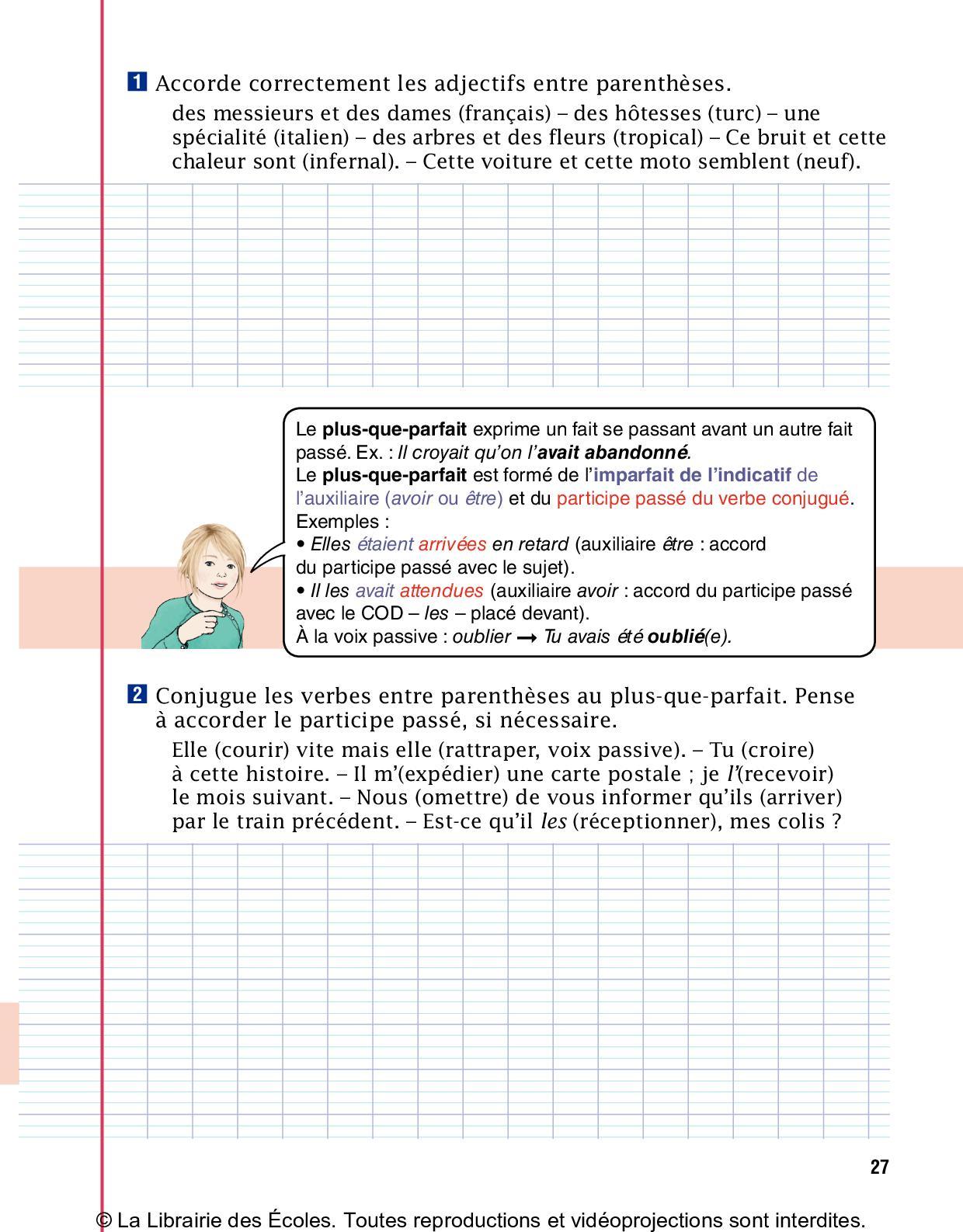 Les Petits Devoirs Dictees Cm2 Calameo Downloader