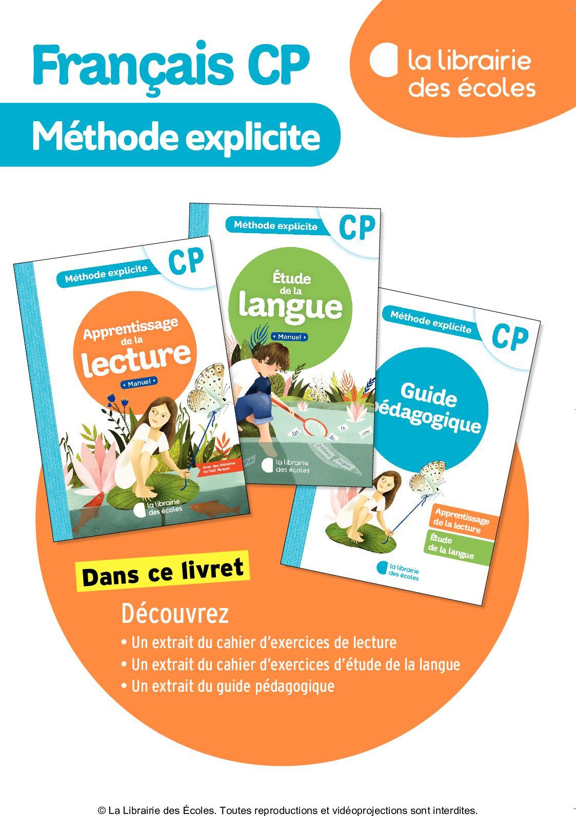 Calaméo   Extrait Méthode Explicite CP   Français