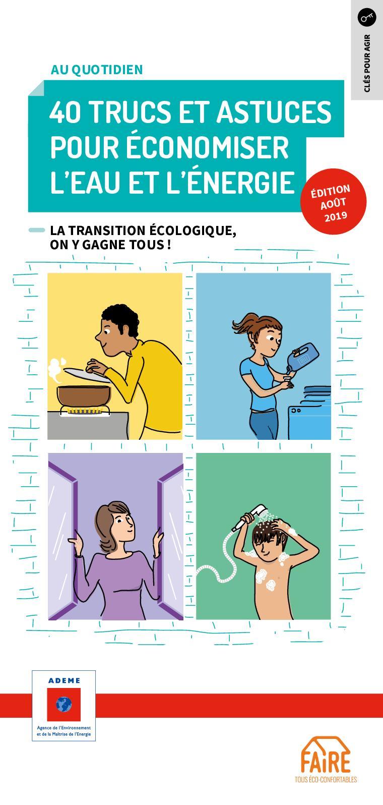 Comment Économiser L Eau Au Quotidien calaméo - guide pratique economiser eau energiechezsoi