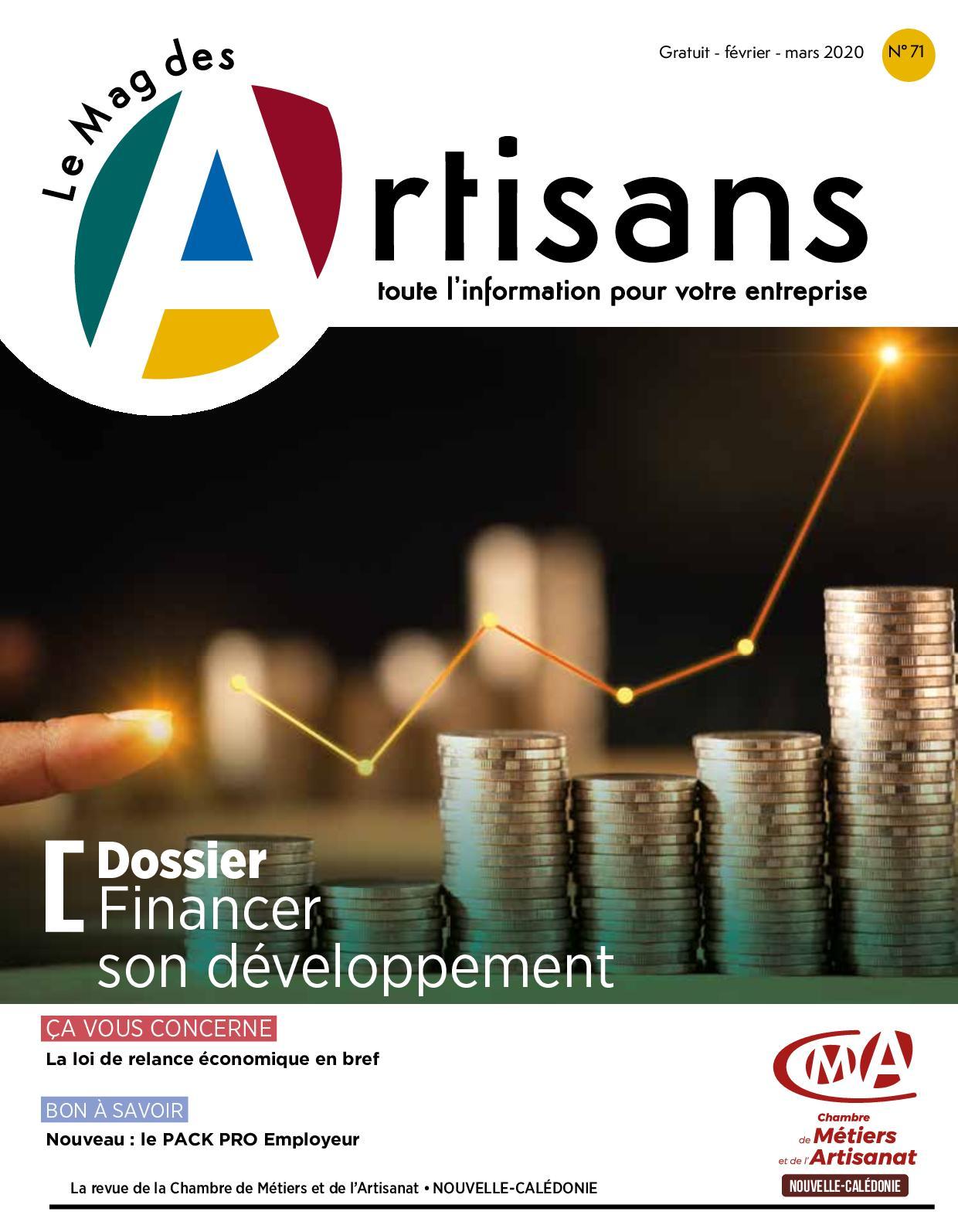 Etude De Marche Artisan Electricien calaméo - mag des artisans n°71 – financer son developpement