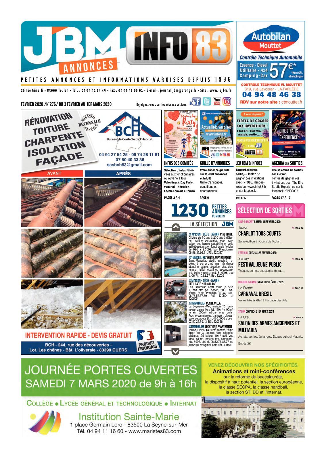Tapis Pour Caravane Gitan calaméo - jbm276 février2020