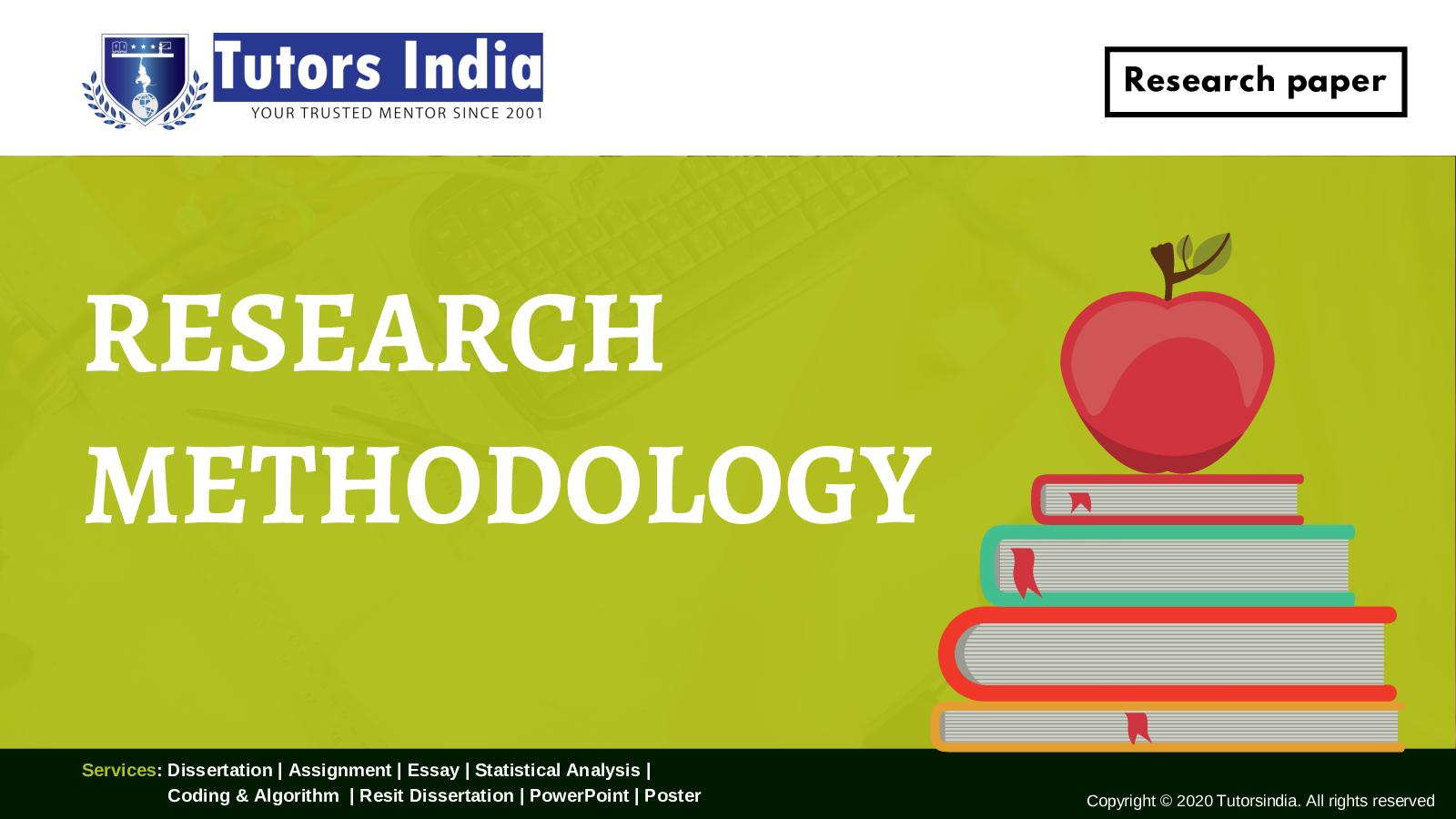 Calaméo - How To Write The Research Methodology Tutors India Com