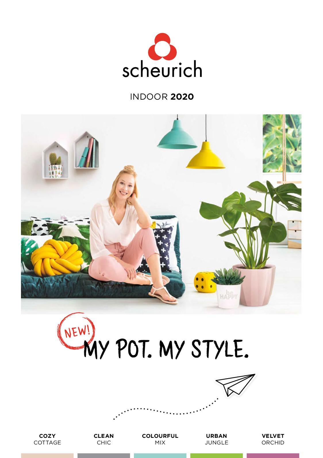 Scheurich Übertopf Serie 883 Ø 28 cm