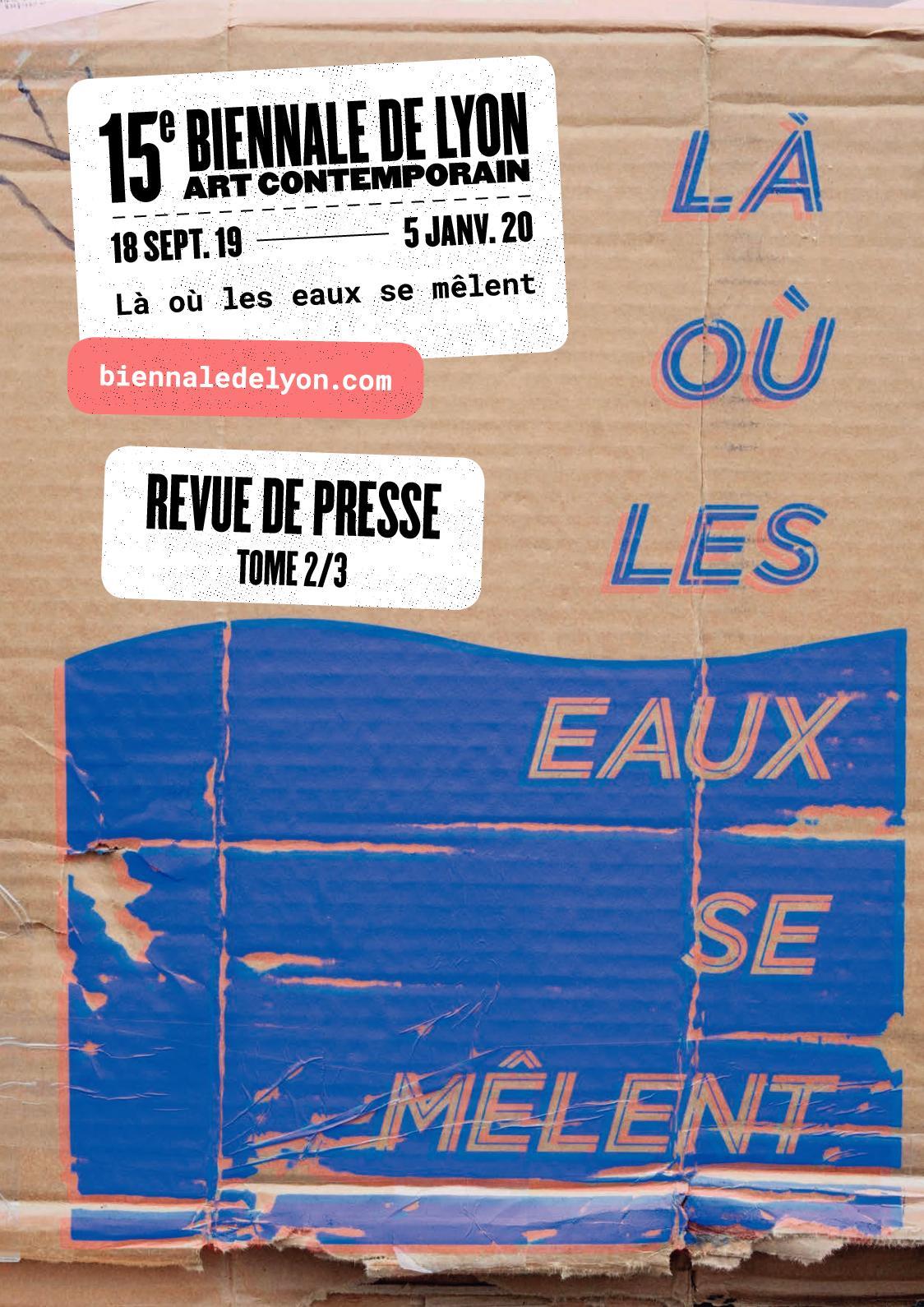 Papier Peint Hicks Hexagon Pas Cher calaméo - biennale 2019 - presse nationale