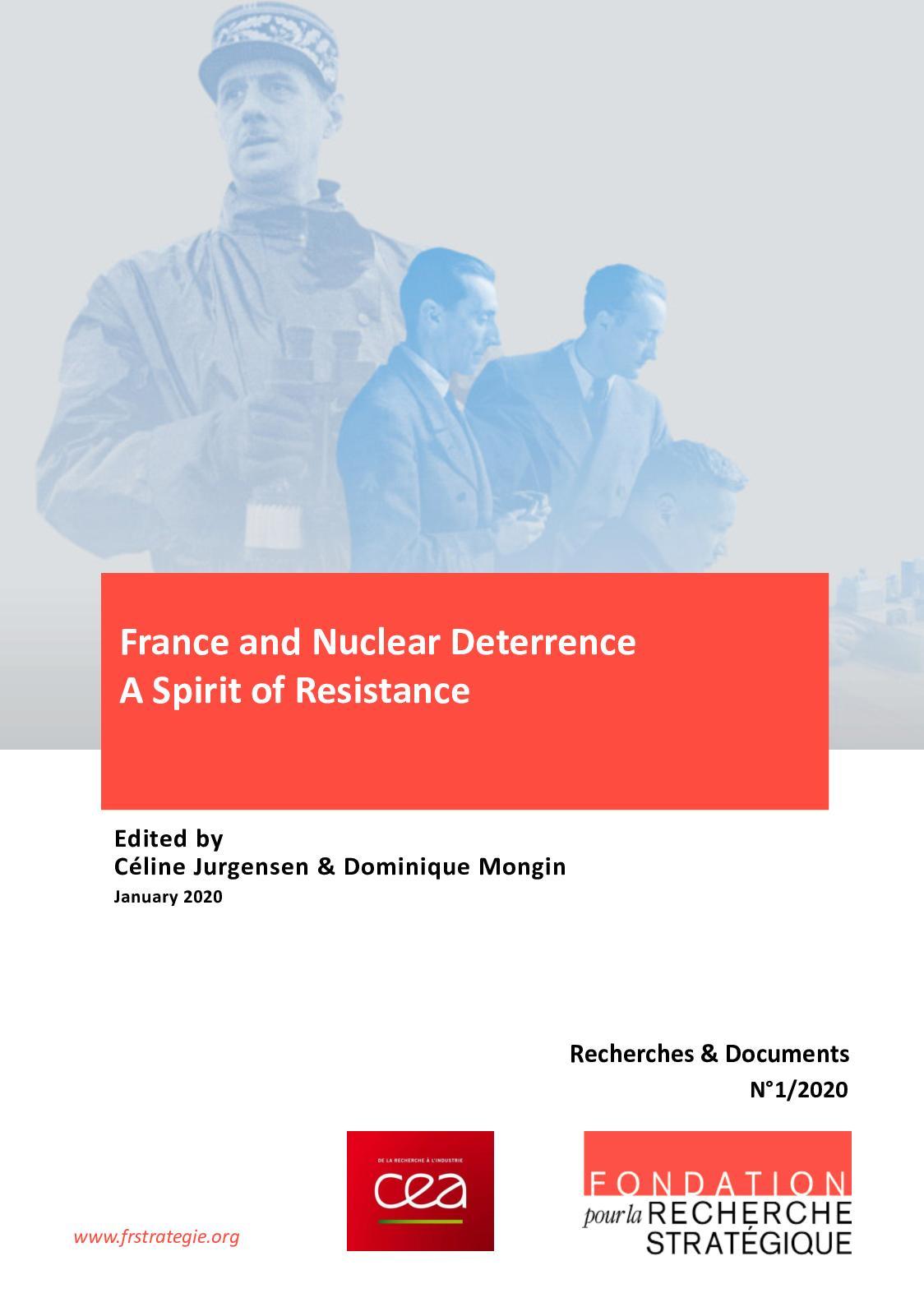 Imprimerie De L Ouest Parisien calaméo - france and nuclear deterrence - a spirit of resistance
