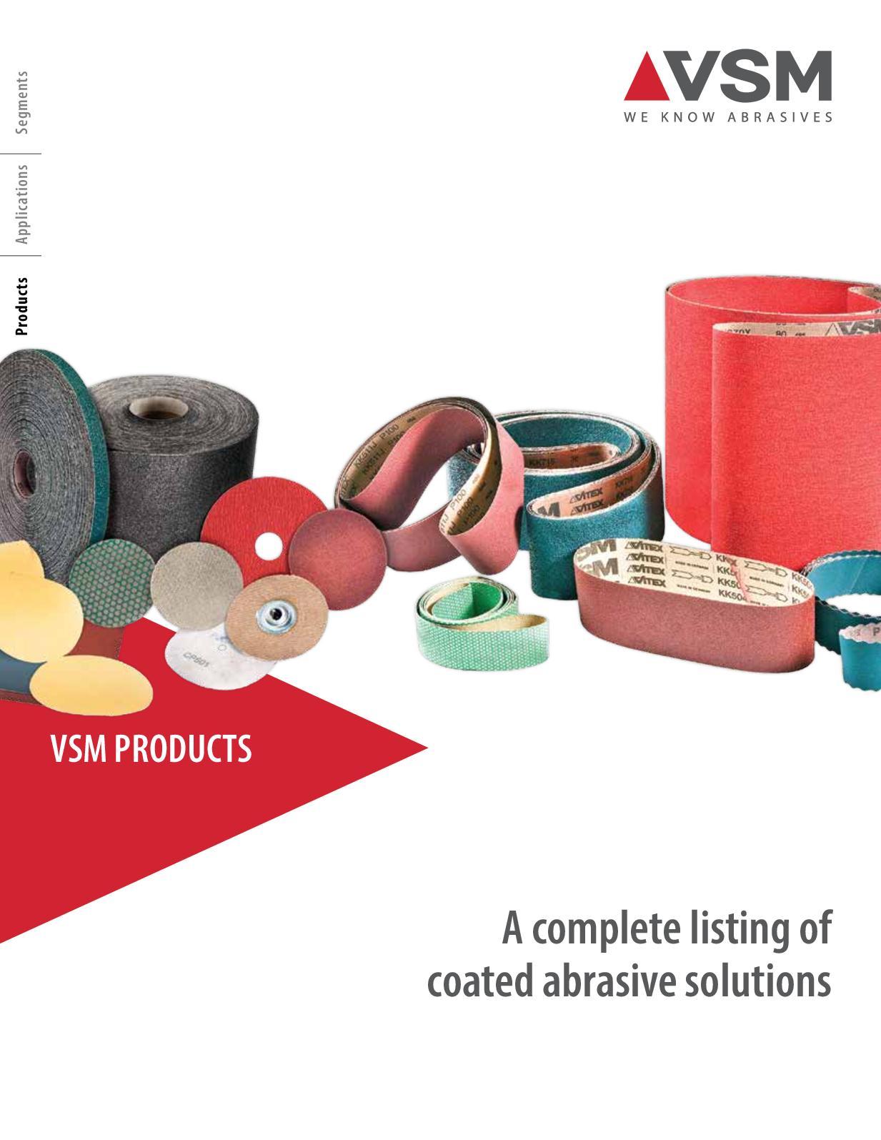 Medium Grade 1 Width 90 Length Silicon Carbide 80 Grit Black Pack of 10 Cloth Backing 1 Width 90 Length VSM Abrasives Co. VSM 212338 Abrasive Belt