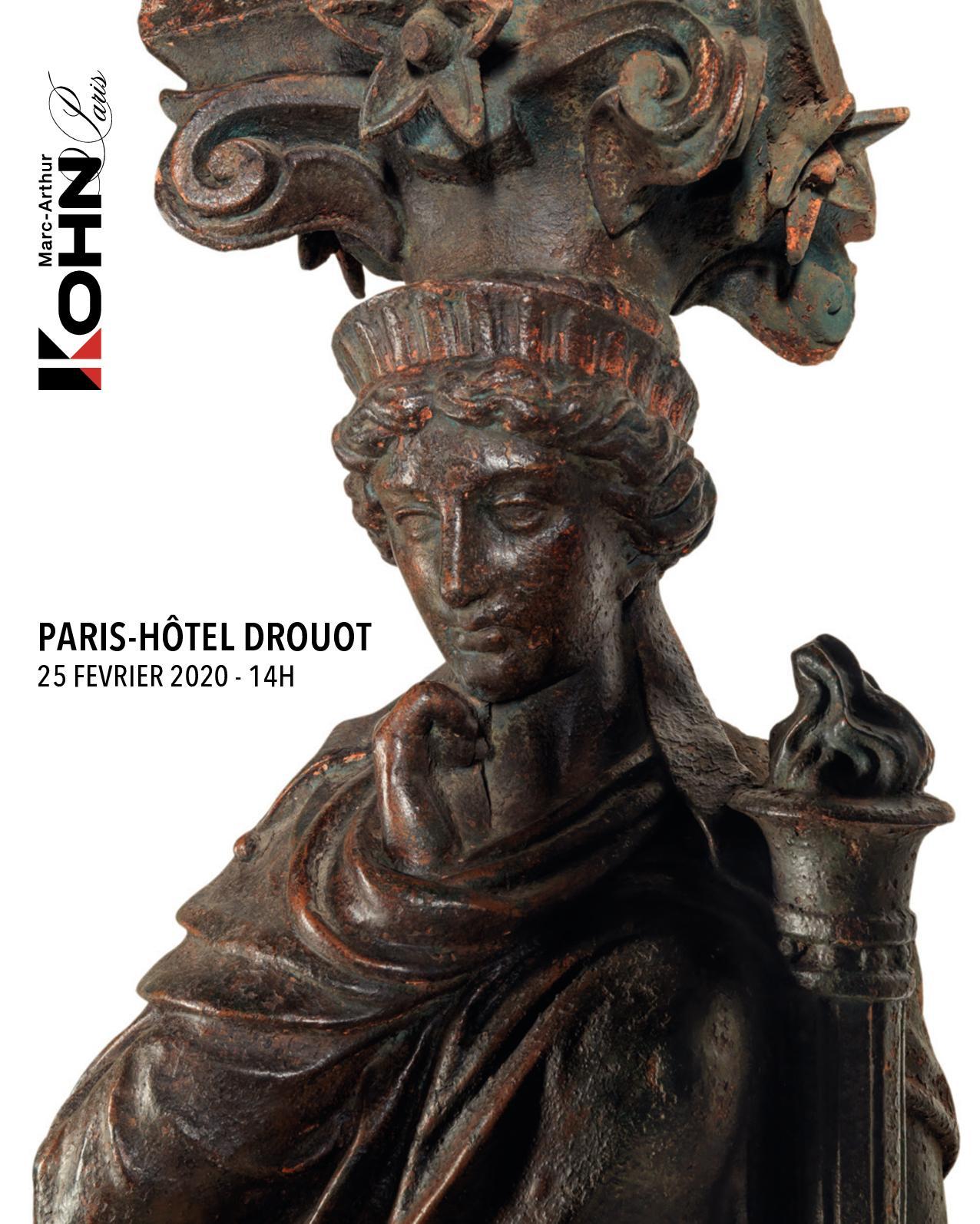 Portail Des Flandres Salome calaméo - #140 drouot marc-arthur kohn