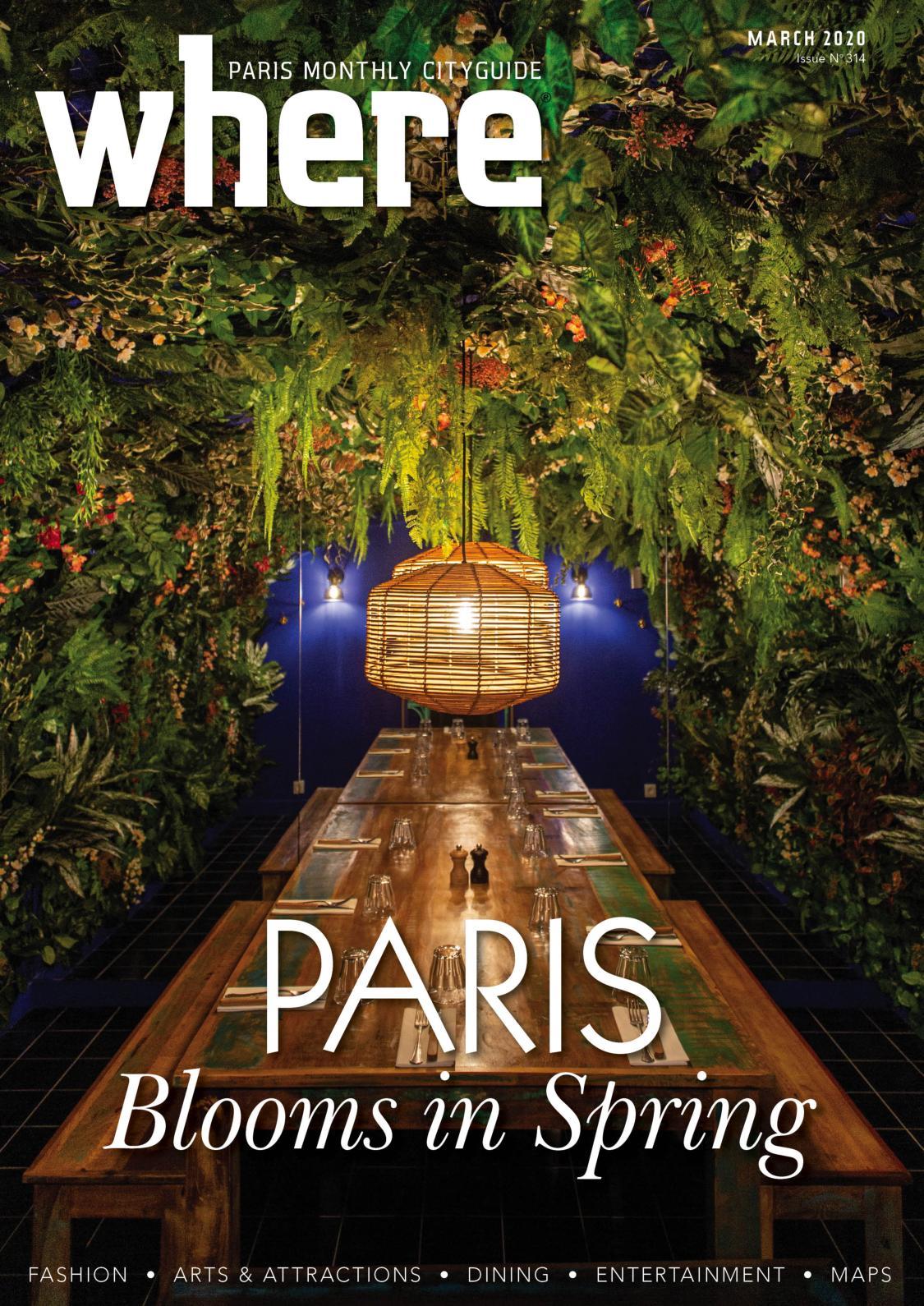 Maison Serge Gainsbourg Visite Intérieur calaméo - where paris march 2020 (#314)