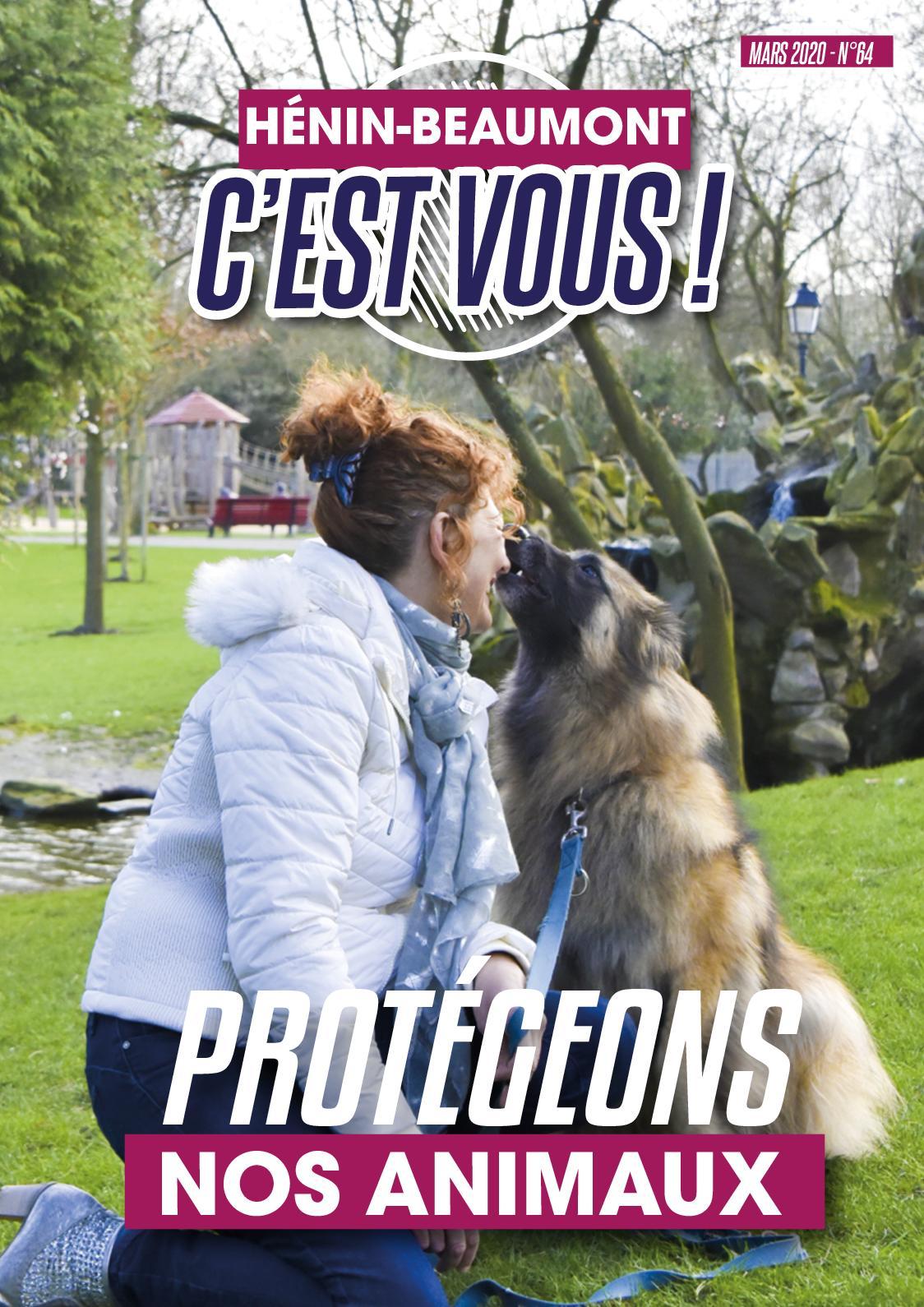 Cours De Cuisine Henin Beaumont calaméo - [mars 2020] hénin-beaumont c'est vous ! - n°64