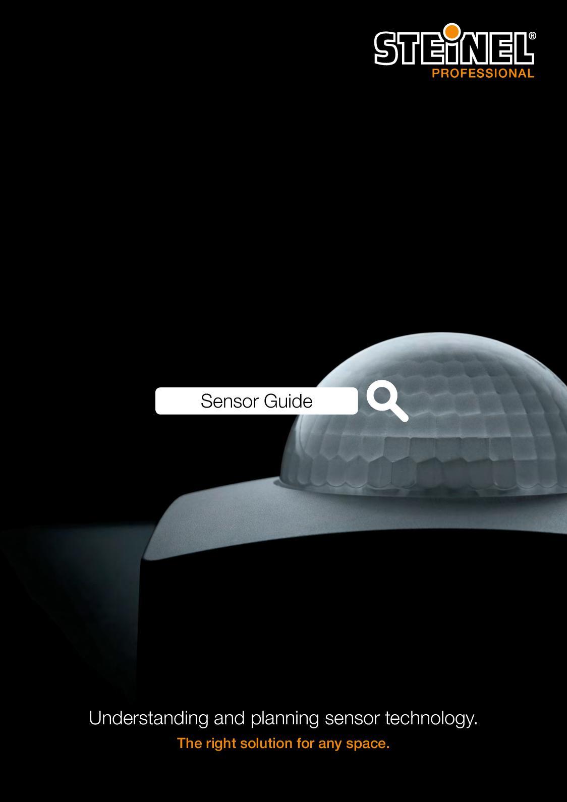 Steinel Outdoor Floodlight XLED Black Security Light Lamp 009977