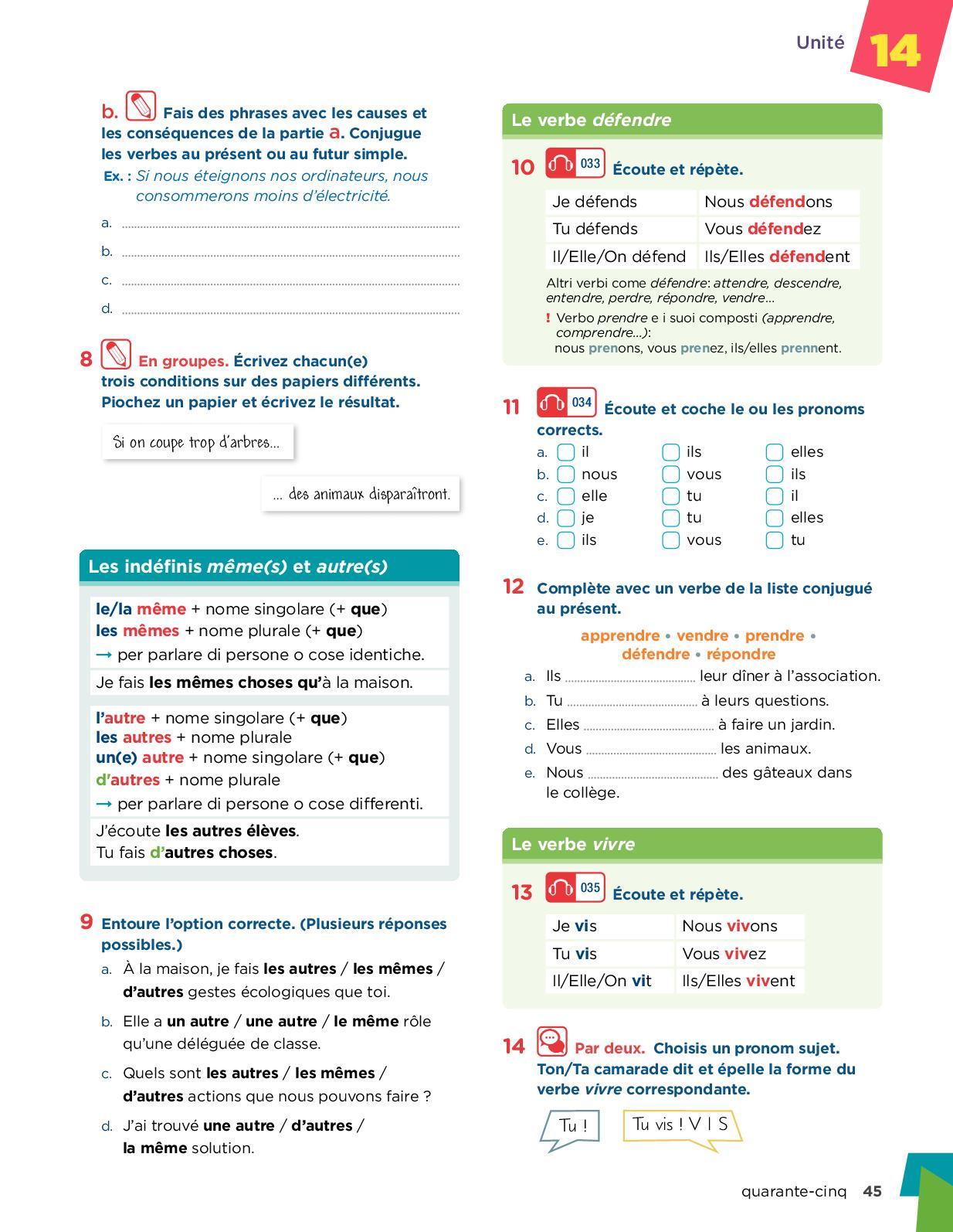 Formidable 3 Methode De Francais Calameo Downloader