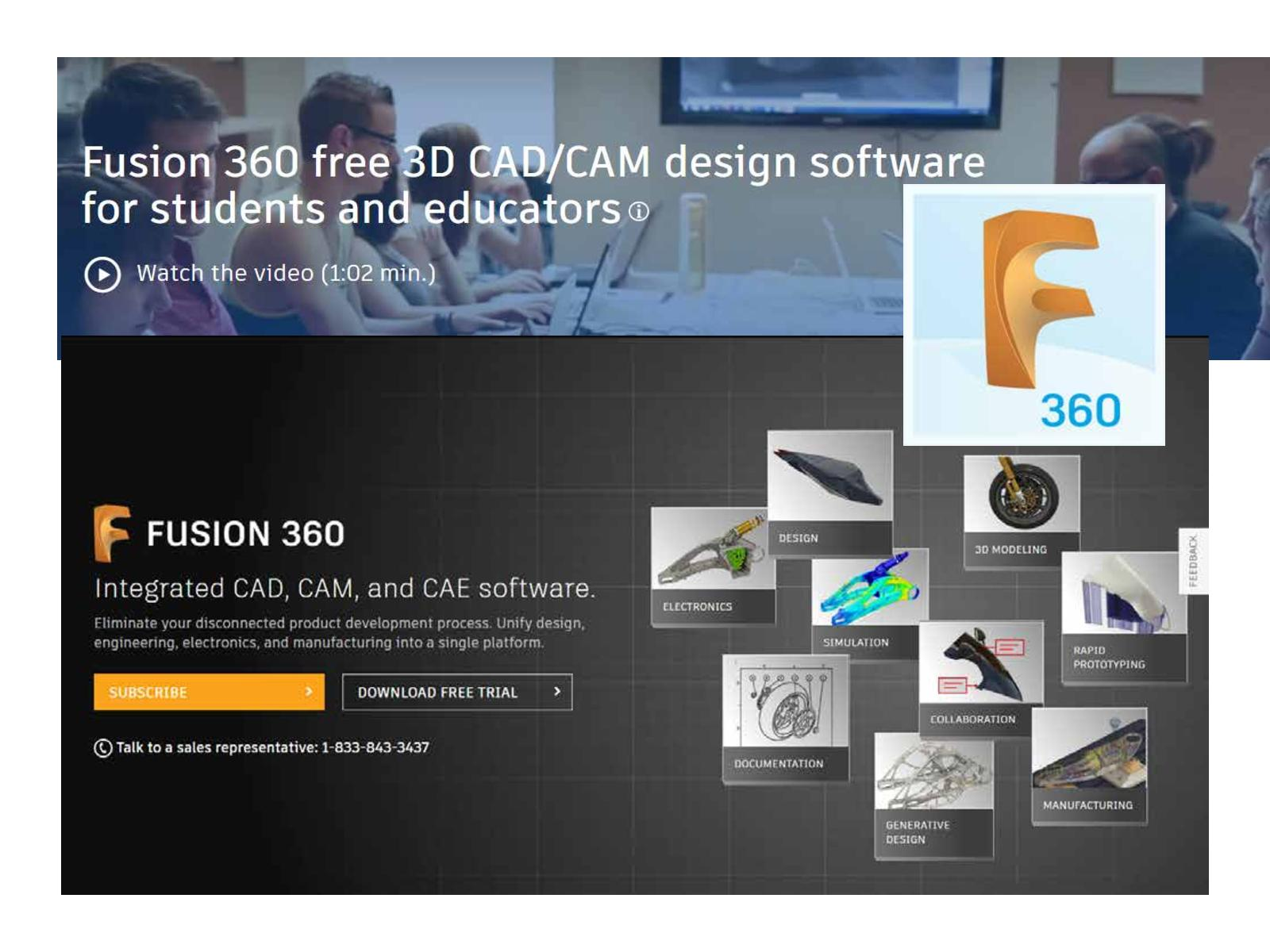 Calameo Cloud Powered 3d Cad Cam Software For Product Design Fusion 360