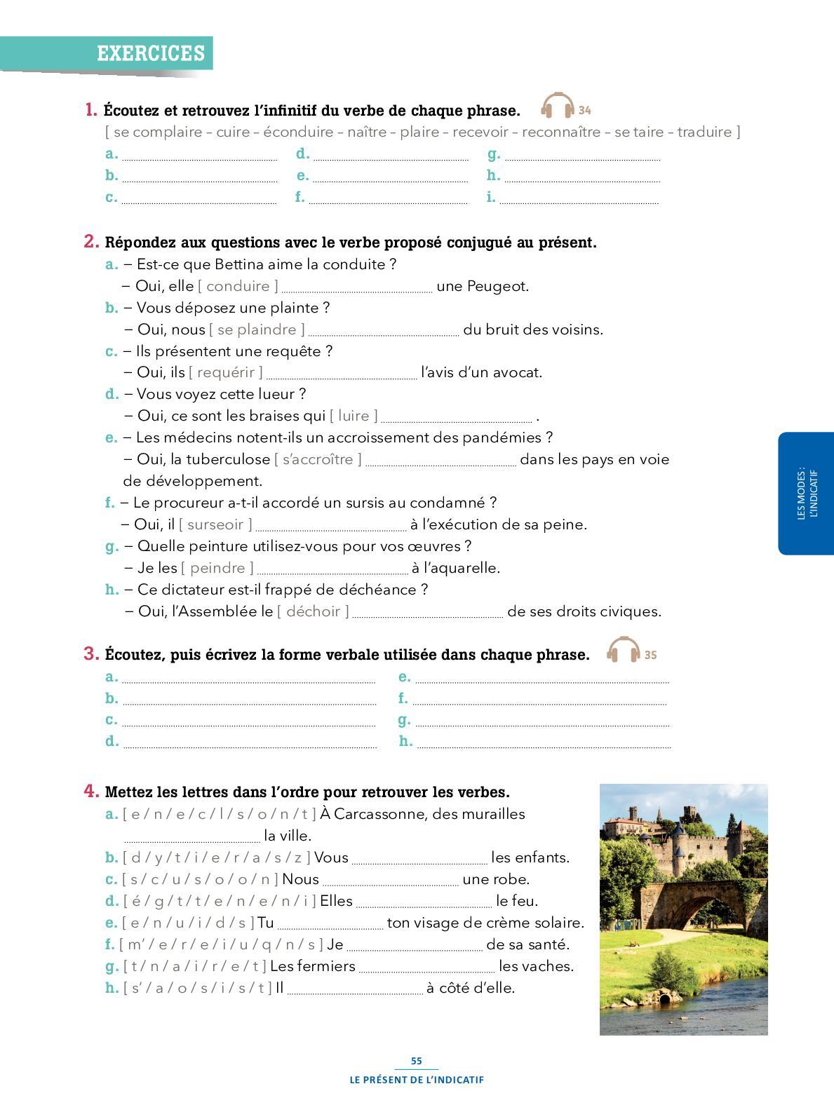 Grammaire Essentielle Du Francais B2 Calameo Downloader