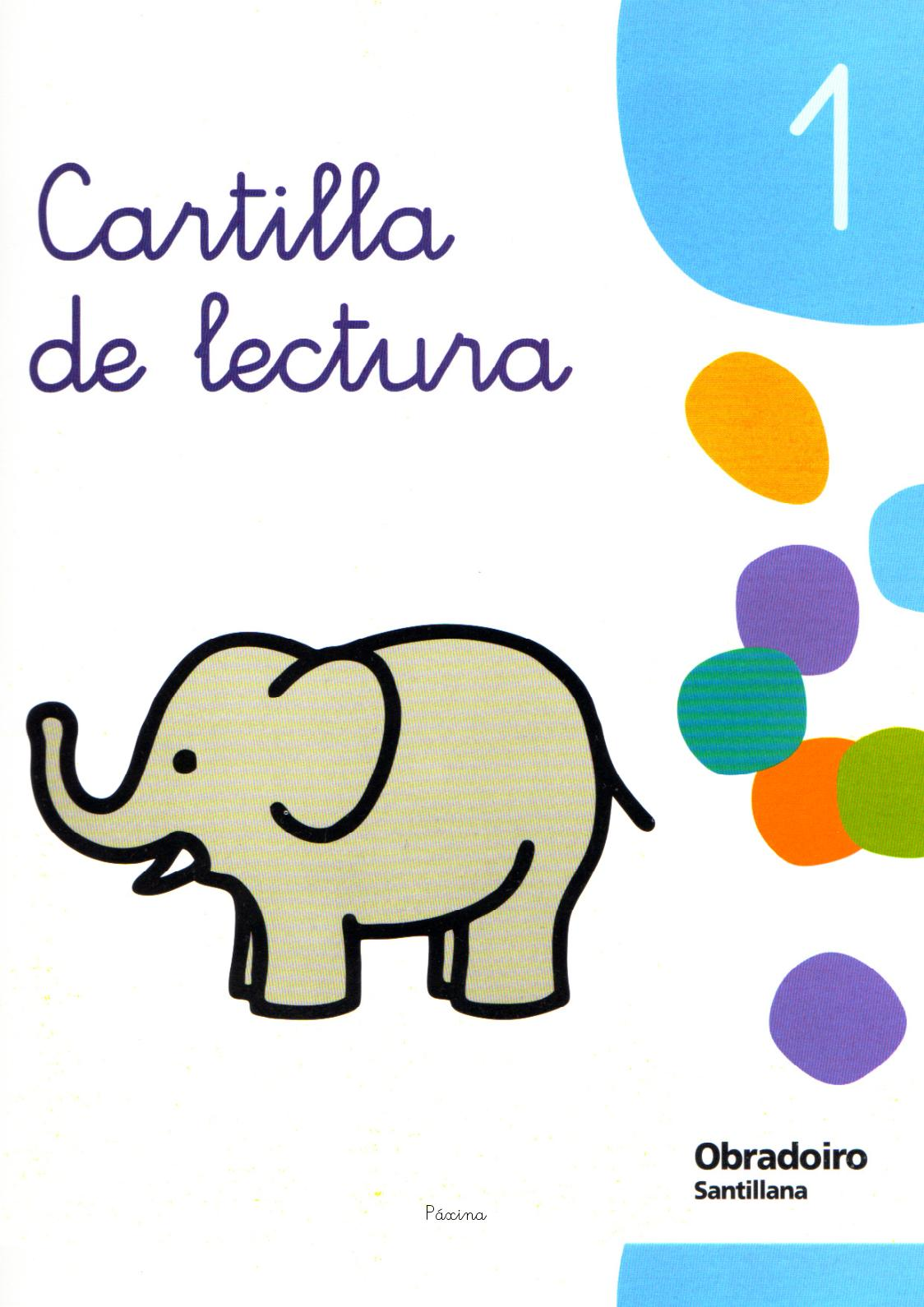 Cartilla Lectura Santillana