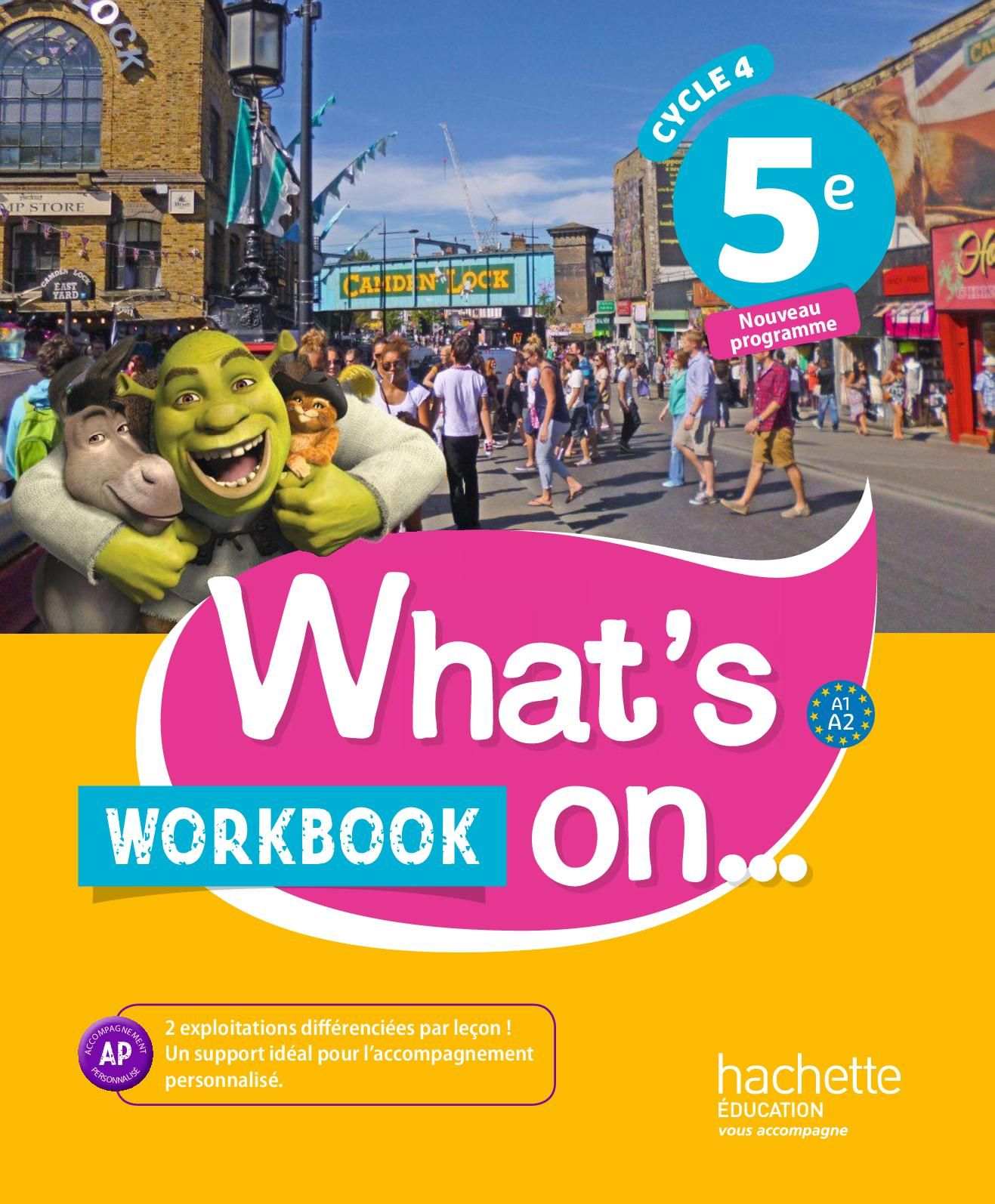 Elephant En Inde Signification calaméo - workbook what's on 5e - 2017